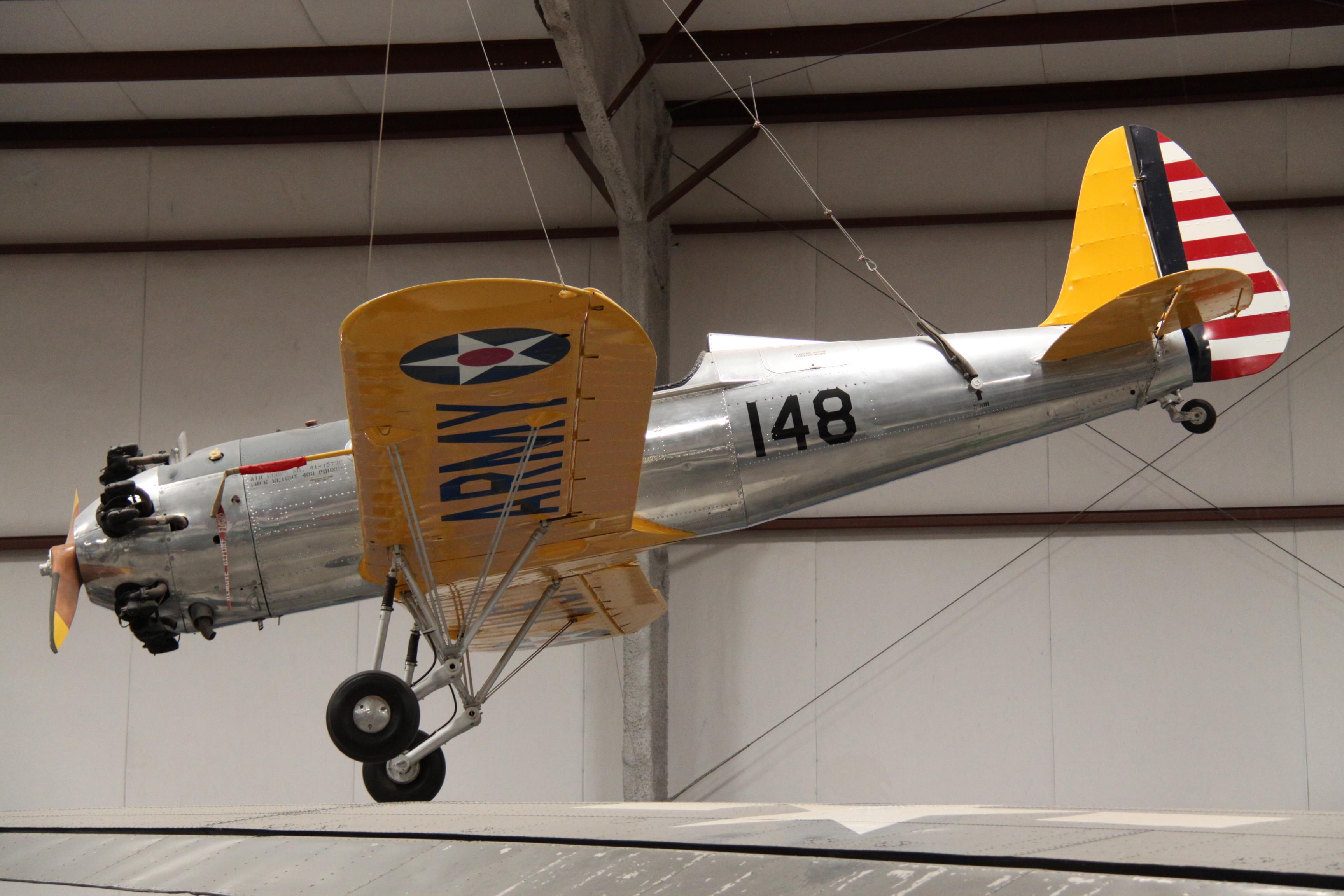 File:148 Ryan PT-22 Recruit U.S. Army ( 41-15736 ...