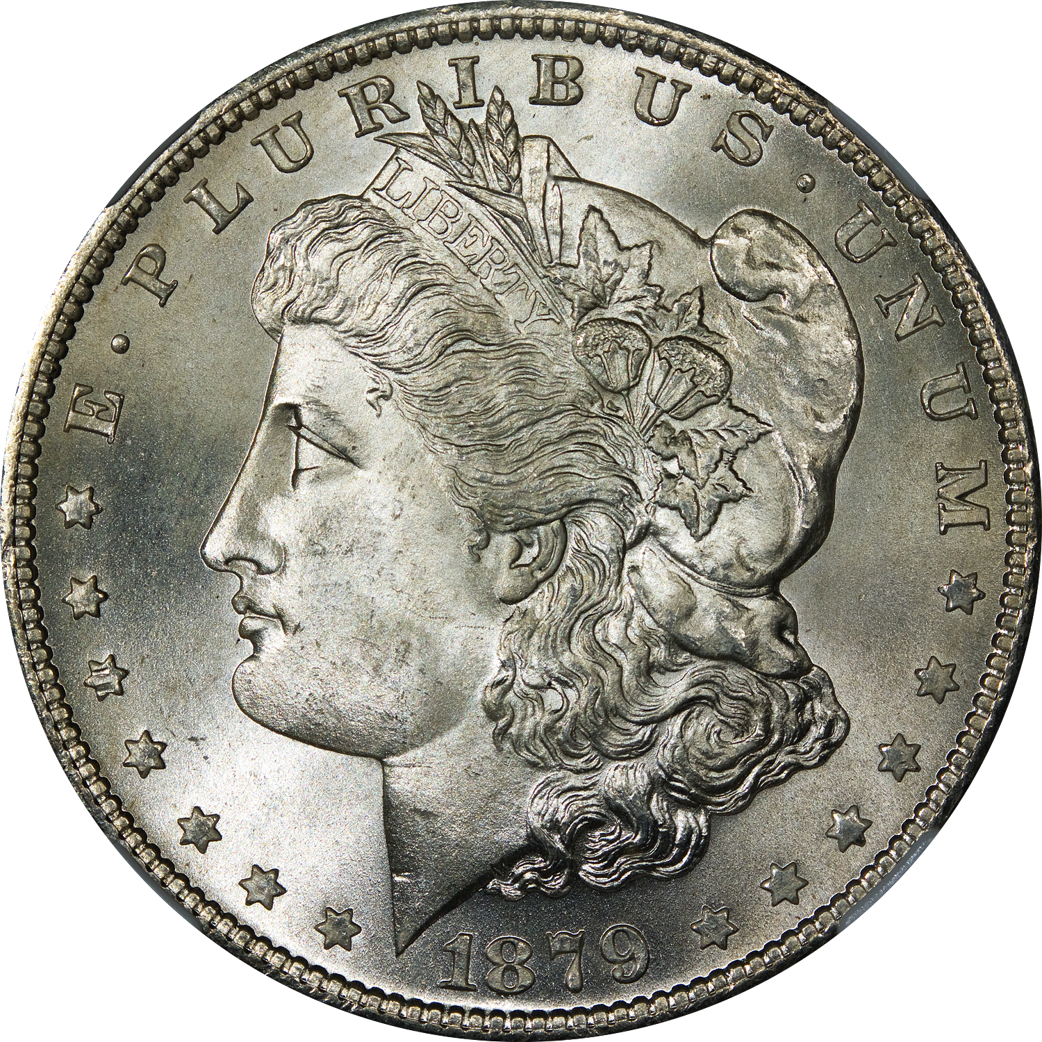 Morgan Silver Dollar minted 1878-1904