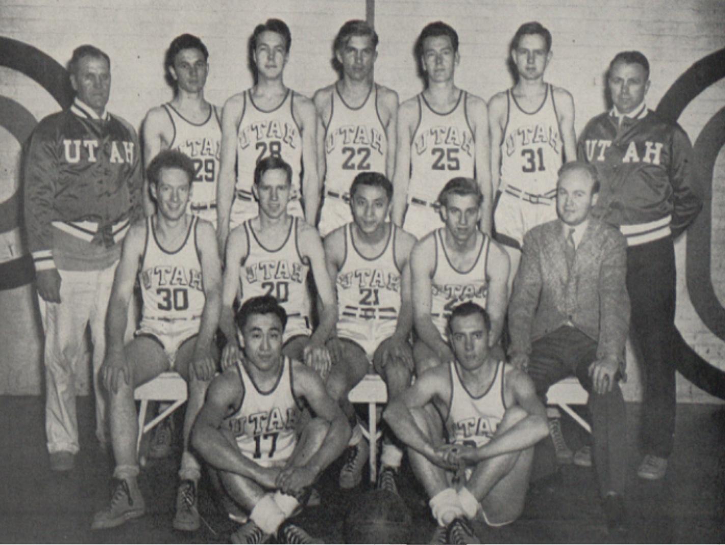 1943–44 Utah Redskins men's basketball team - Wikipedia