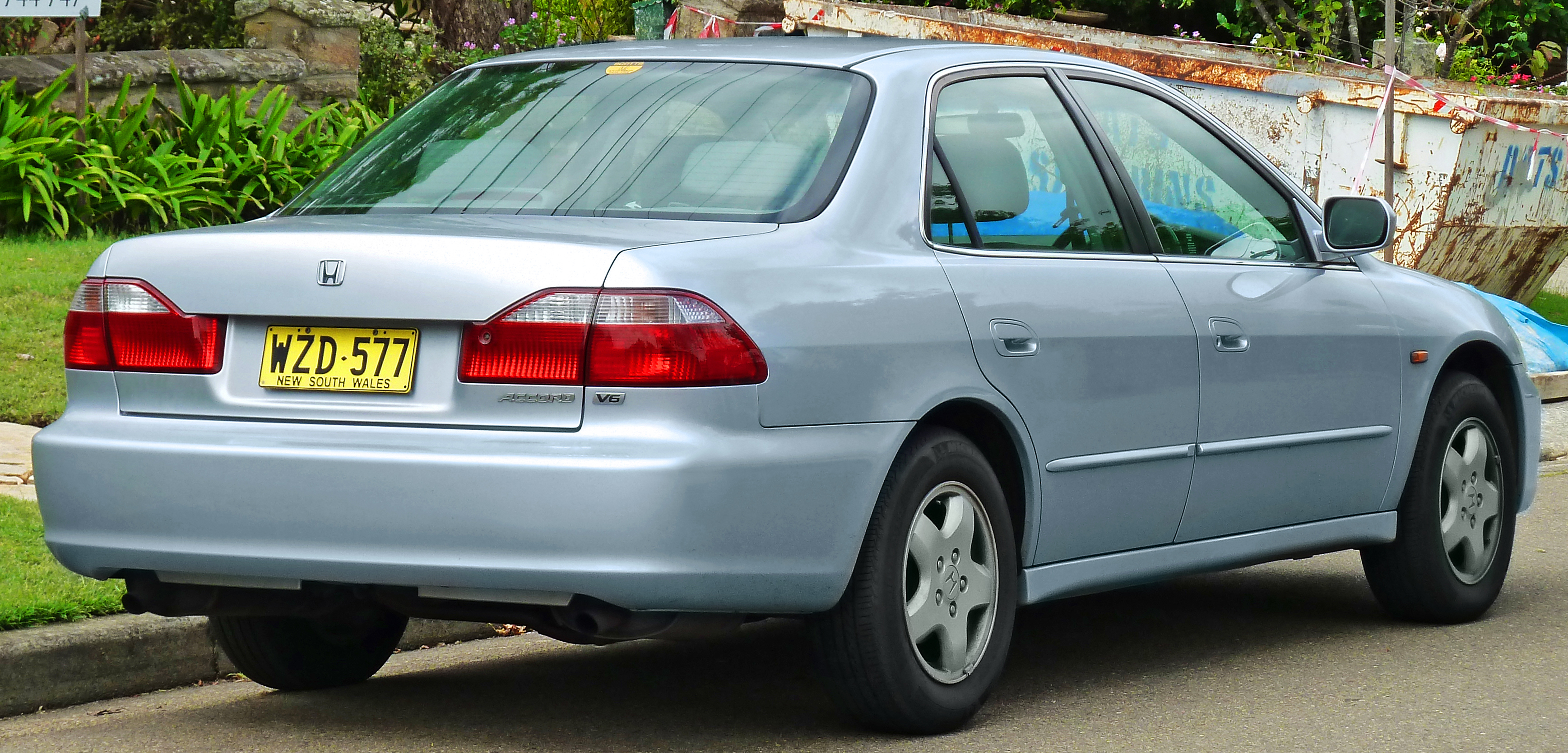 2001 Honda Accord Coup 233 V 6 Related Infomation
