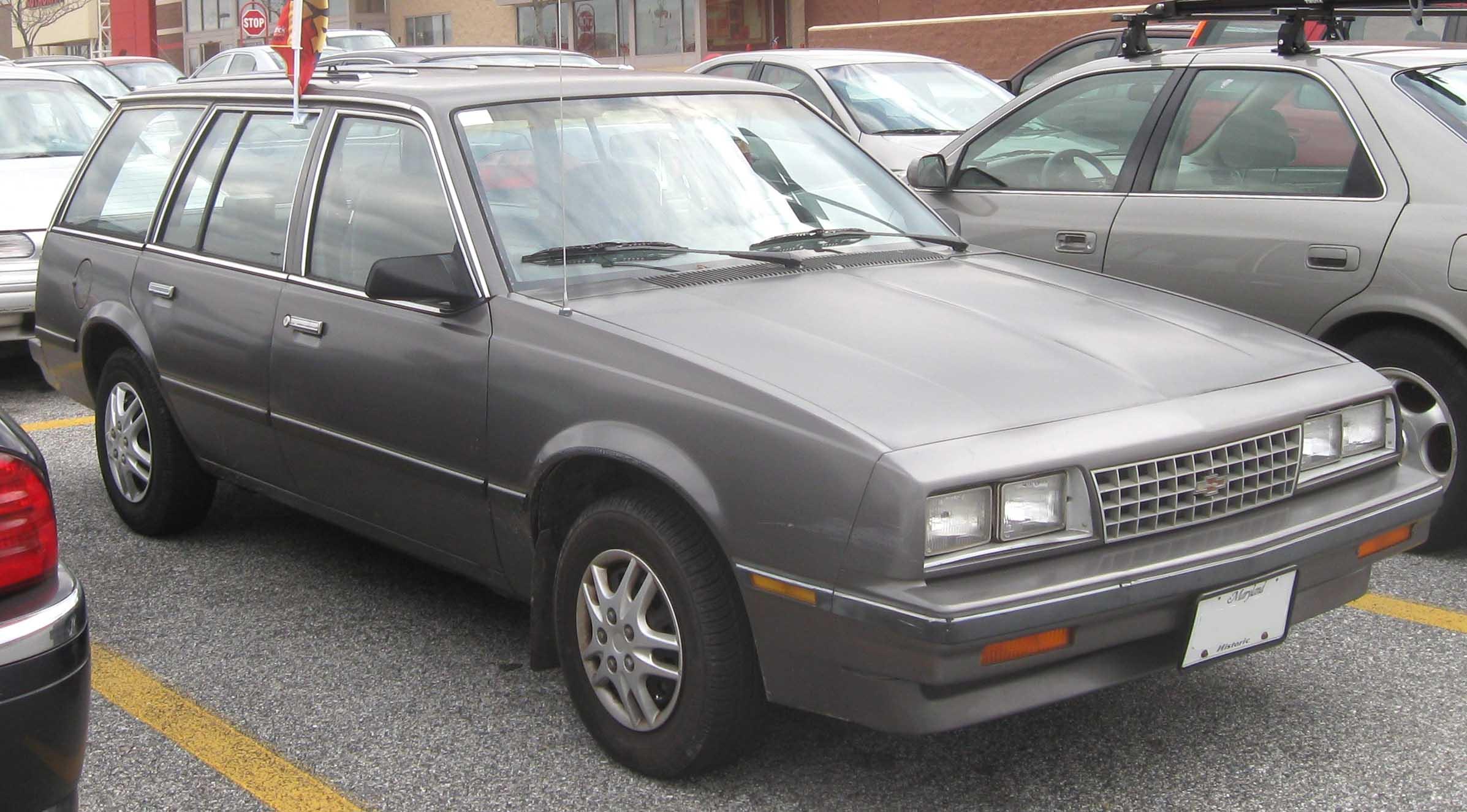 File:1st Chevrolet Cavalier wagon front.jpg - Wikimedia ...