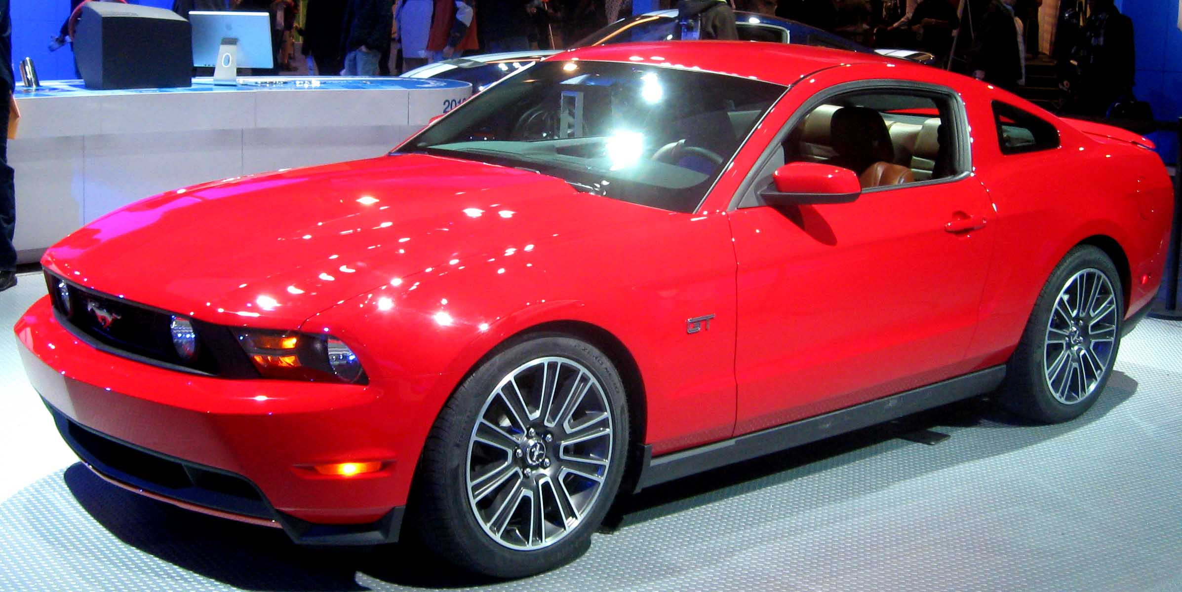 Ford mustang fifth generation wikipedia