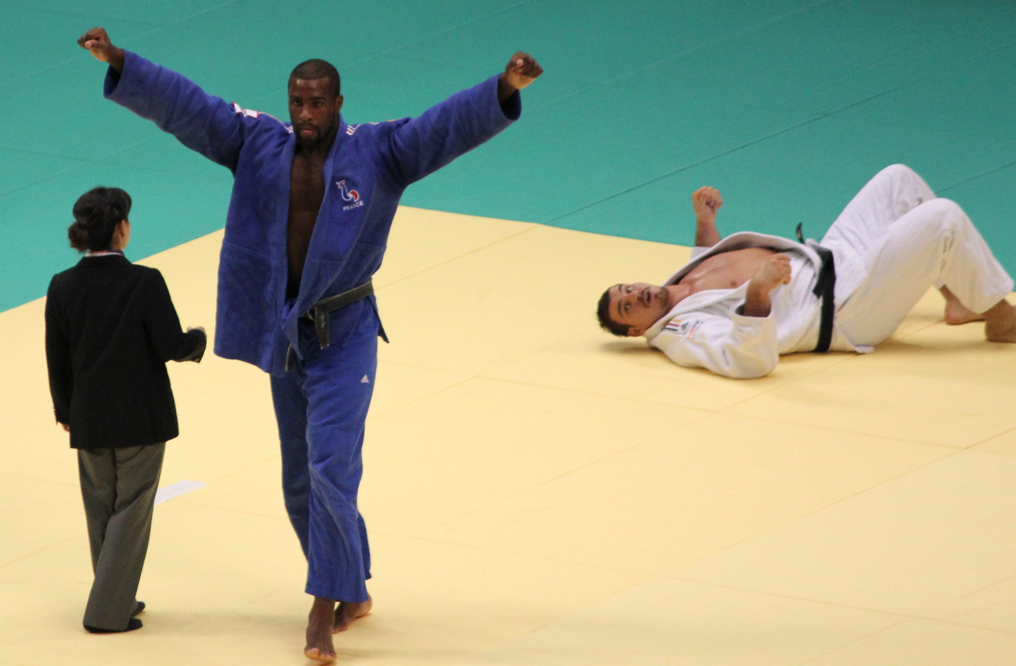 Judo-videos