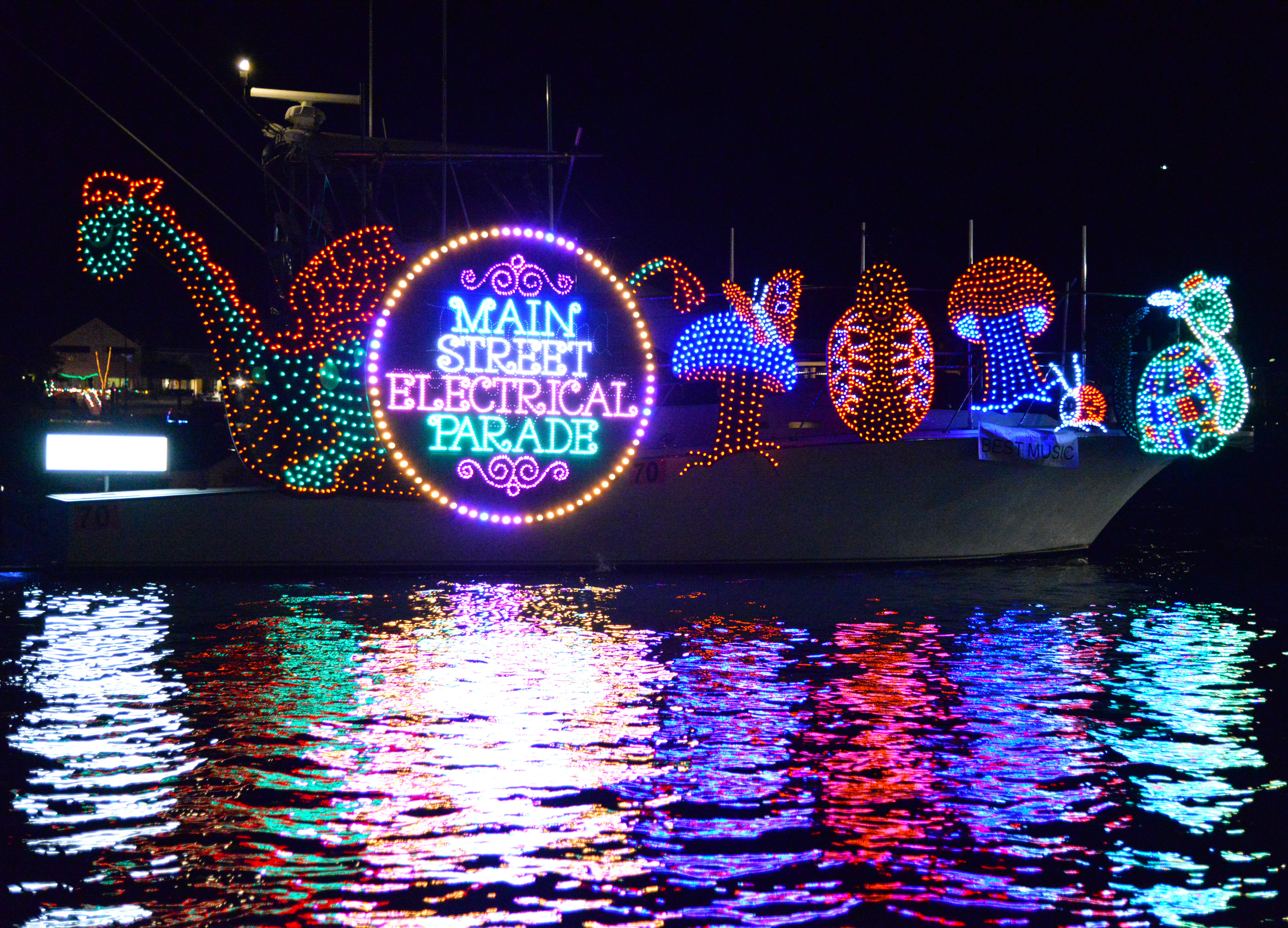 Newport Beach Christmas Festival