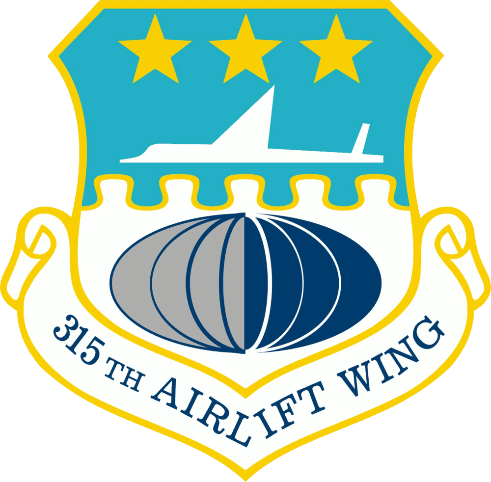 Charleston Air Force Base >> 315th Airlift Wing - Wikipedia