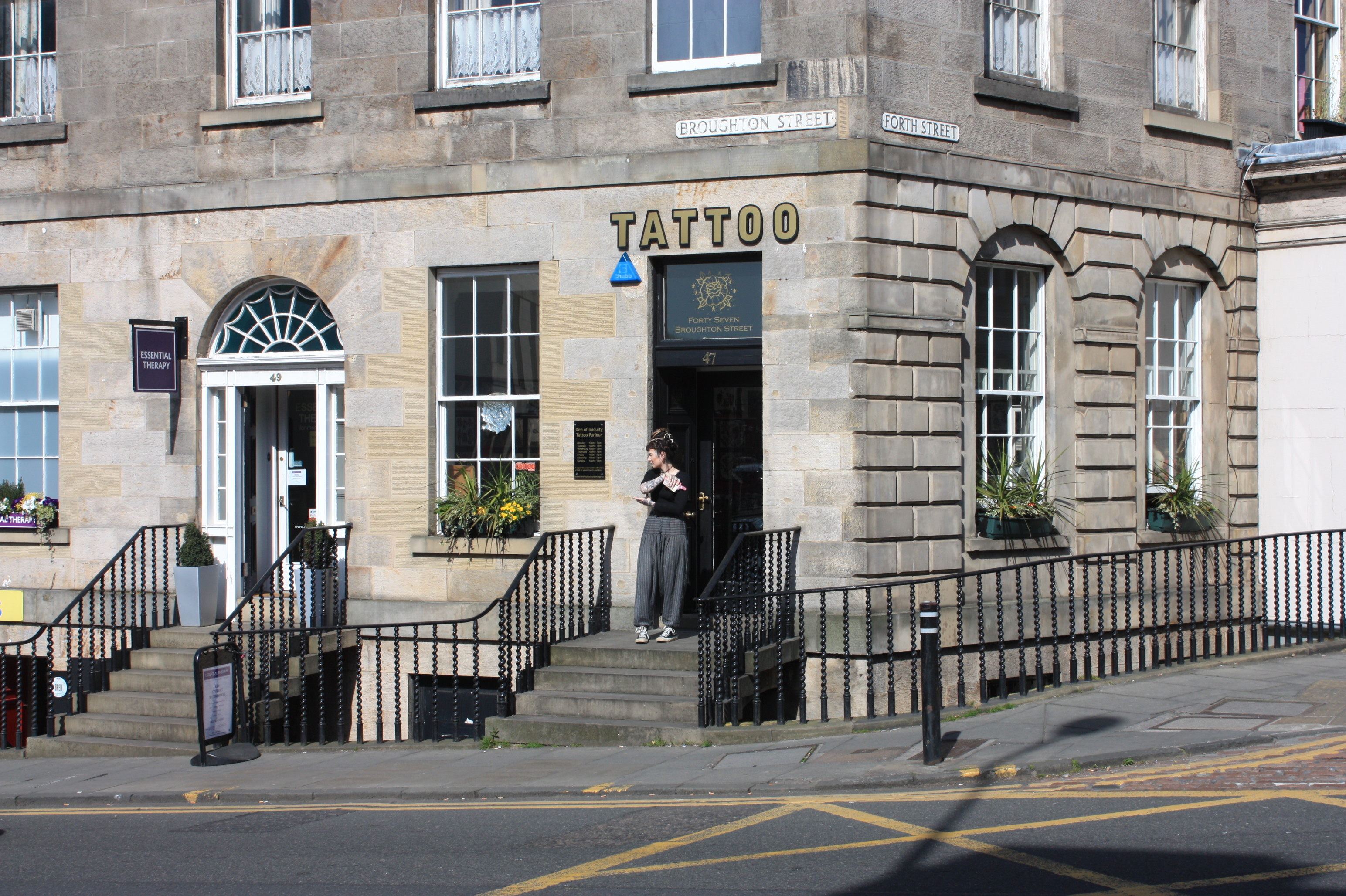 Broughton Street Edinburgh Restaurants