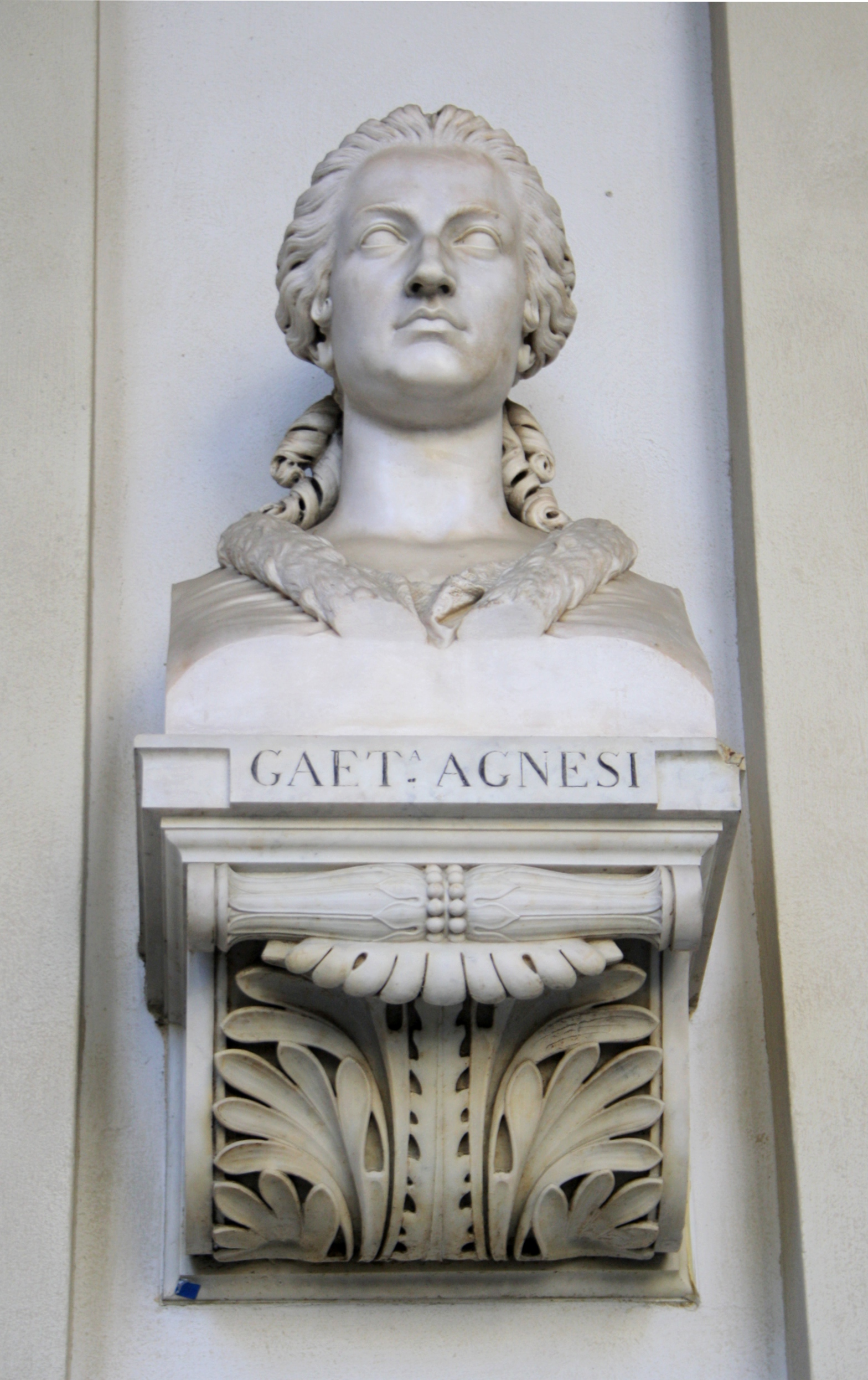 An introduction to the life of maria agnesi an important woman in mathematics