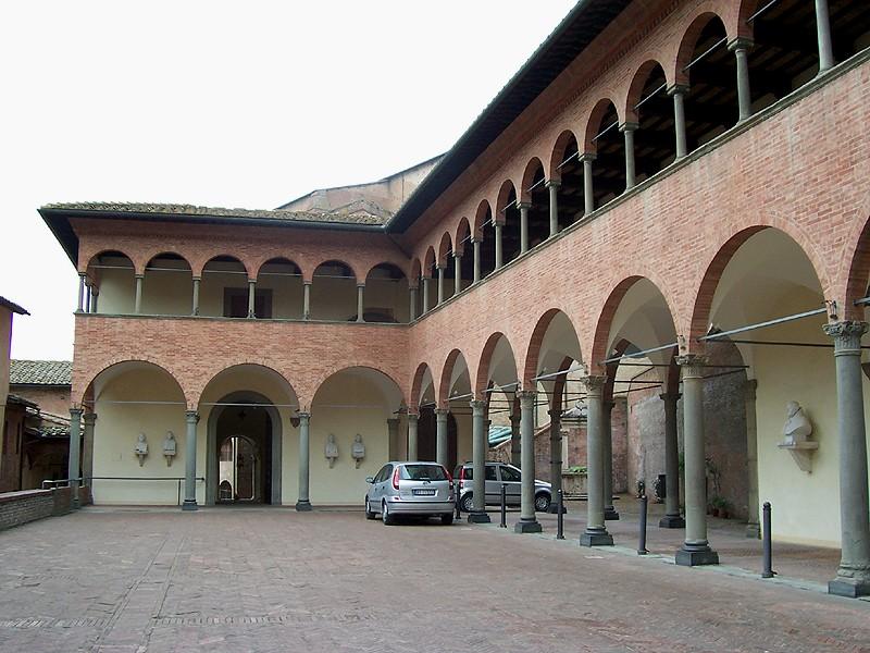 Santuario di santa caterina siena wikipedia for Casa immagini