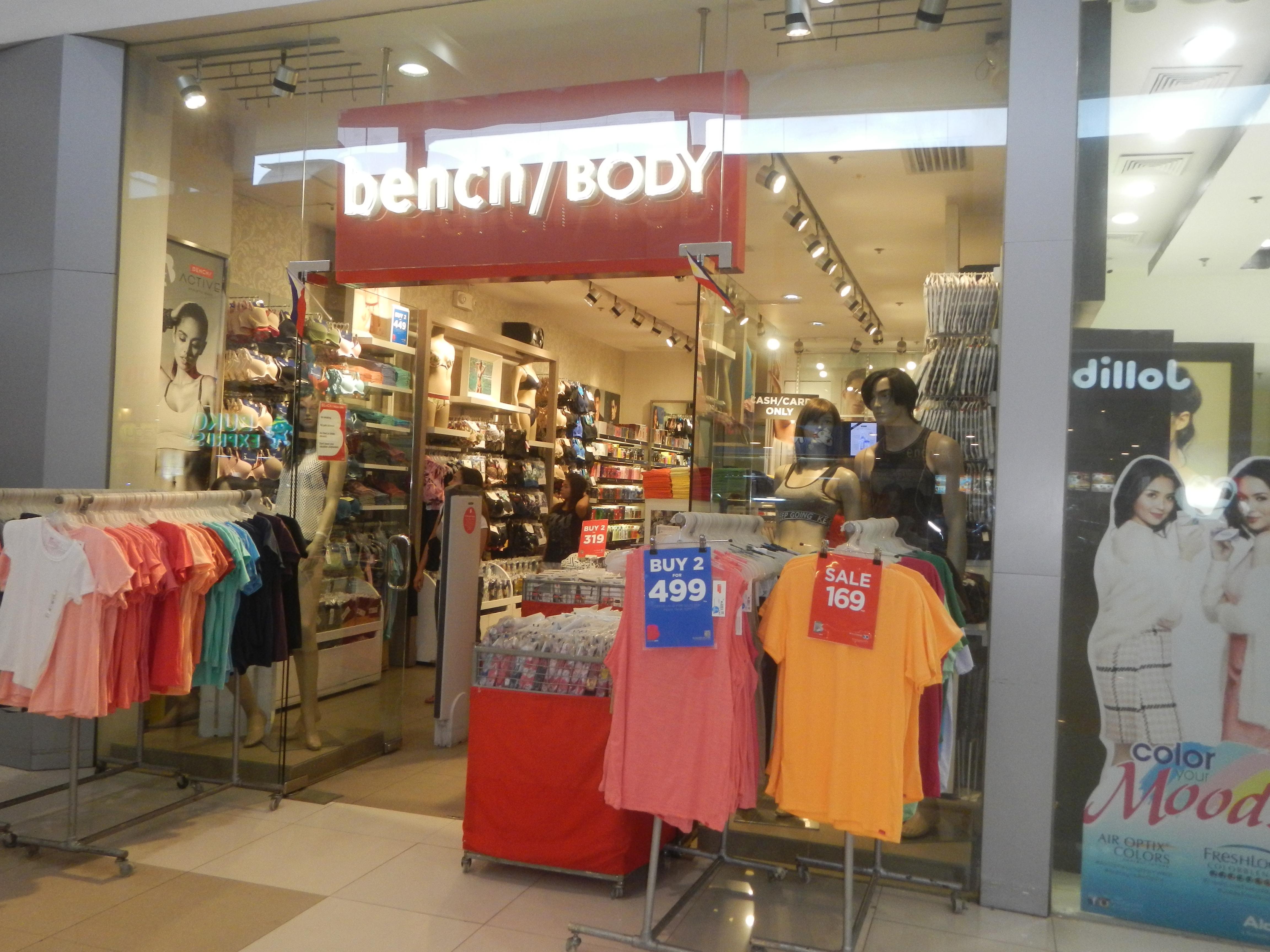 Bench Philippine Clothing Brand Wikipedia