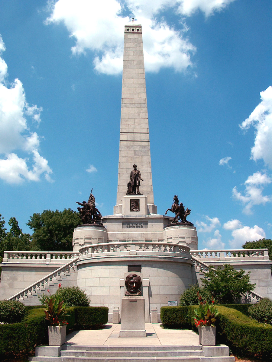 Lincoln tomb wikipedia malvernweather Image collections
