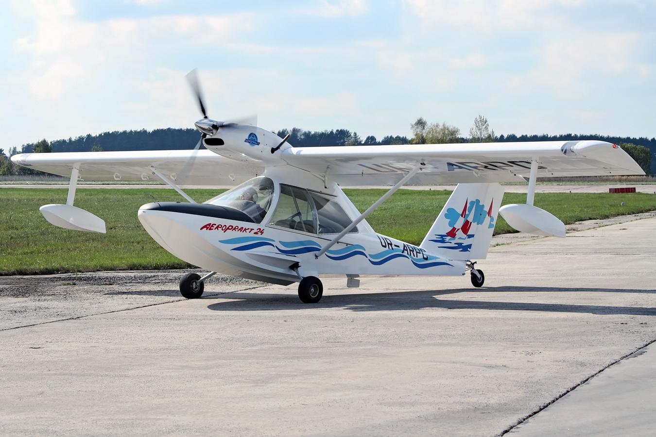 Aeroprakt A-24 Viking - Wikipedia