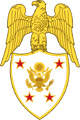 Insignia for an aide to the Under Secretary of the Army