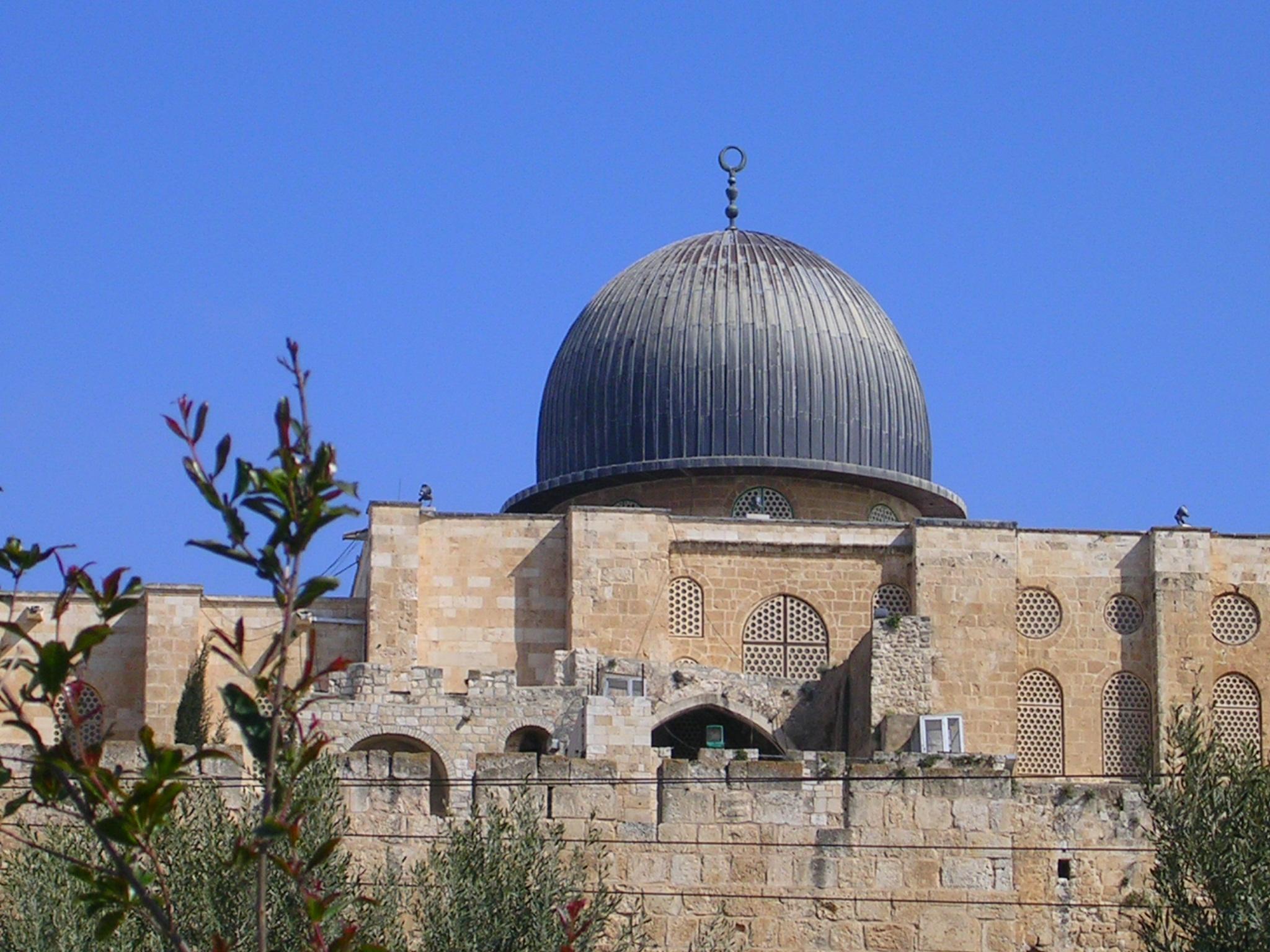 سلام بر مسجد الاقصی مظلوم