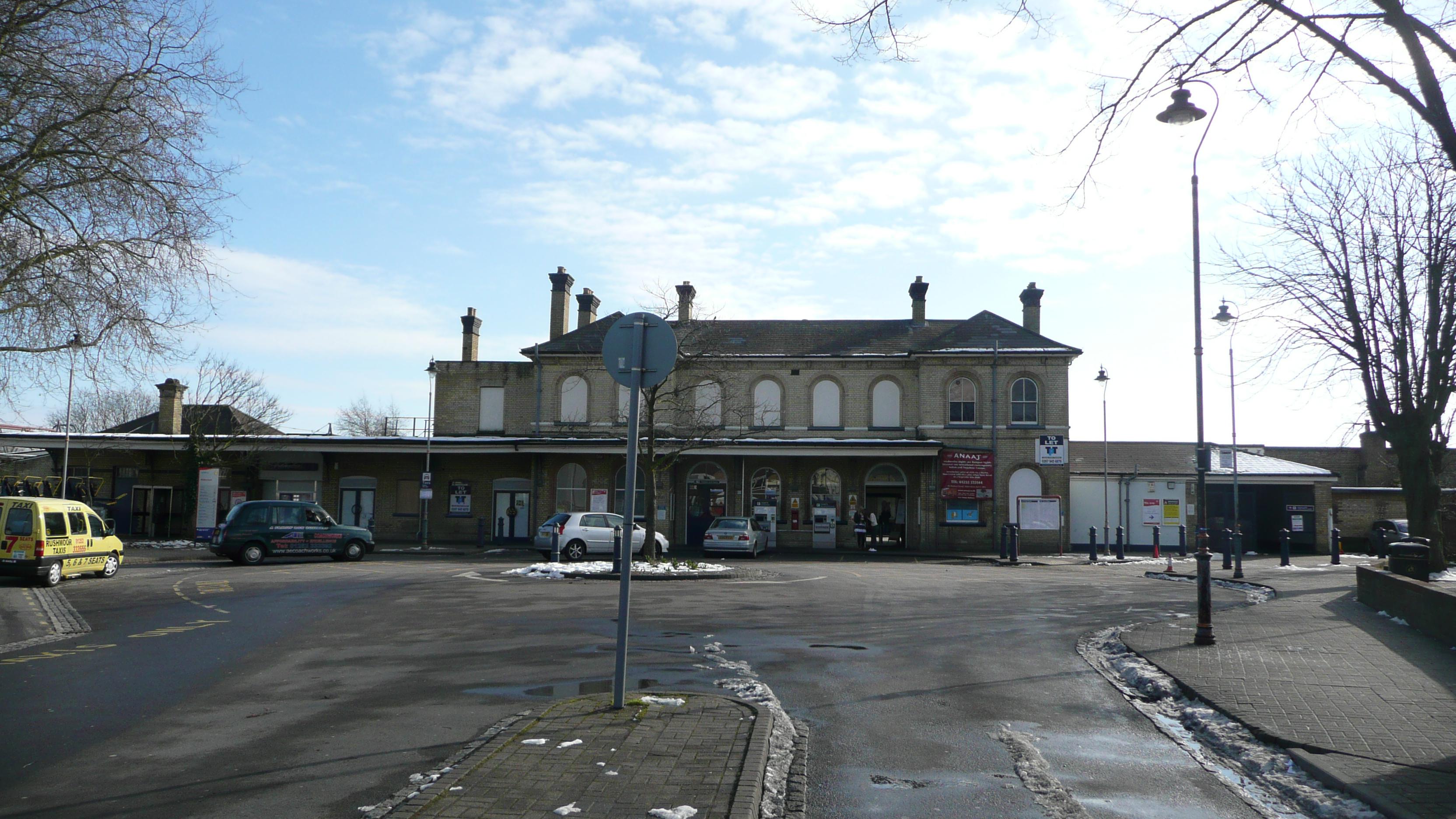 Aldershot Railway Station Wikipedia
