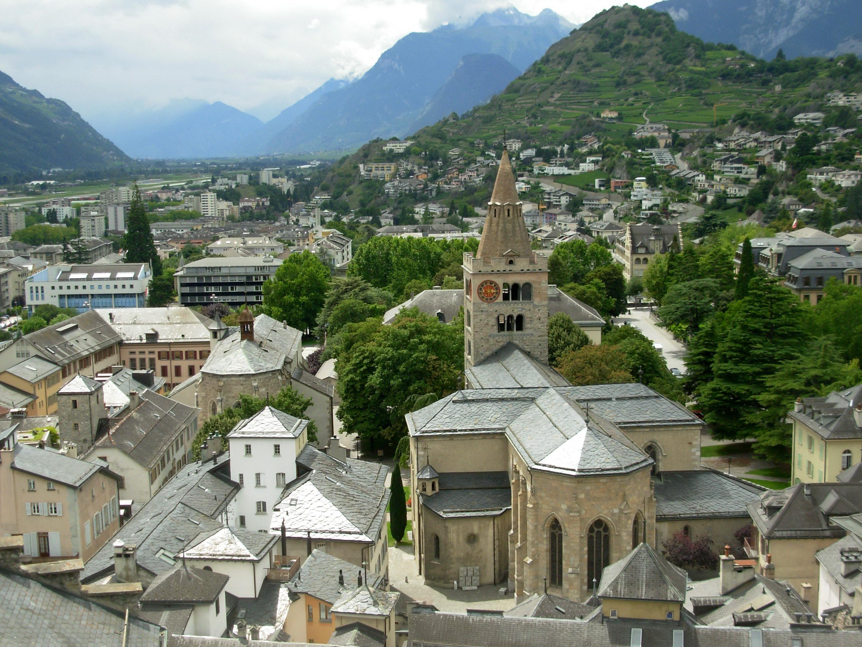 Sion Altstadt