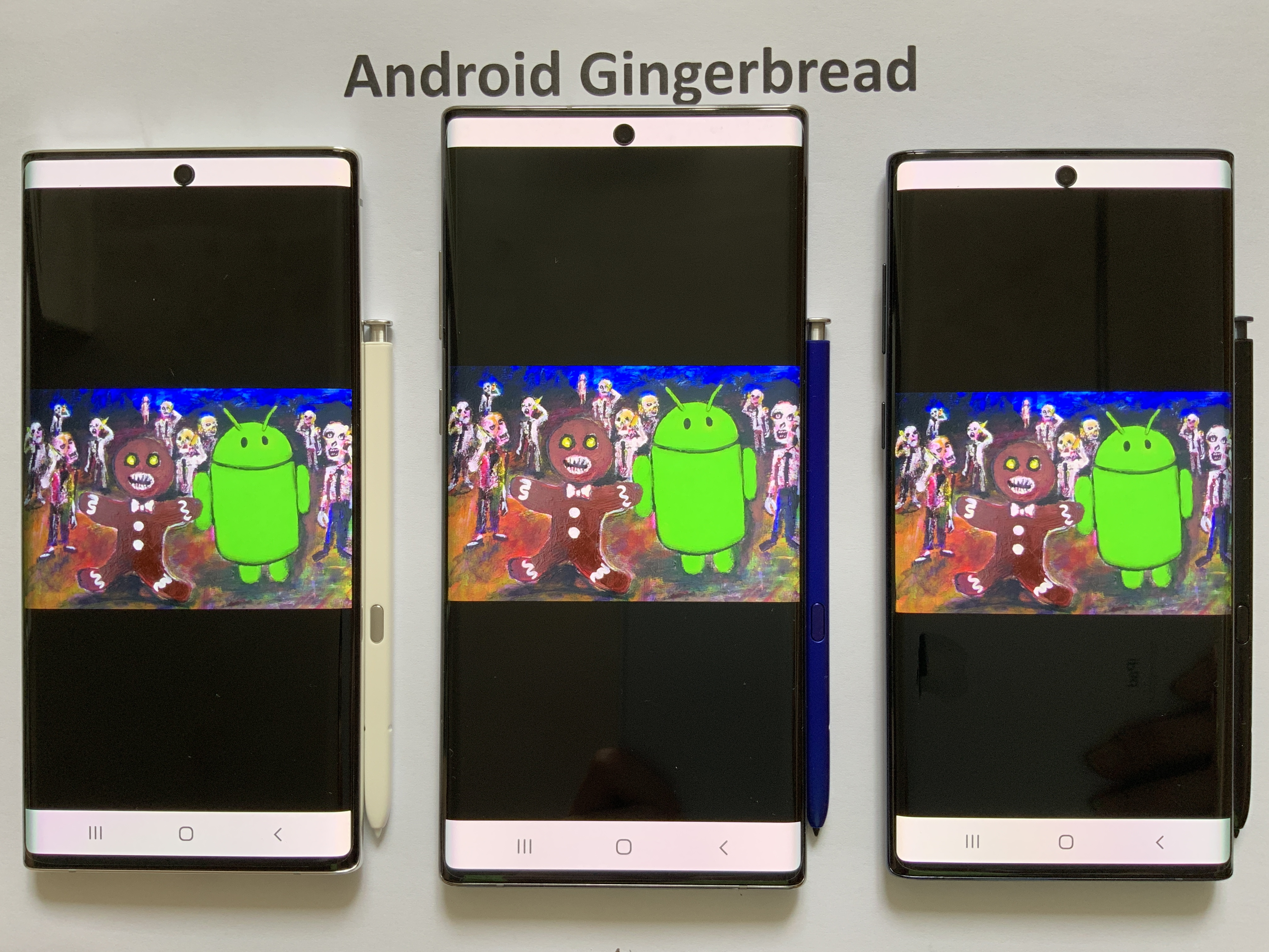 File:Android Gingerbread Easter eggs jpg - Wikipedia