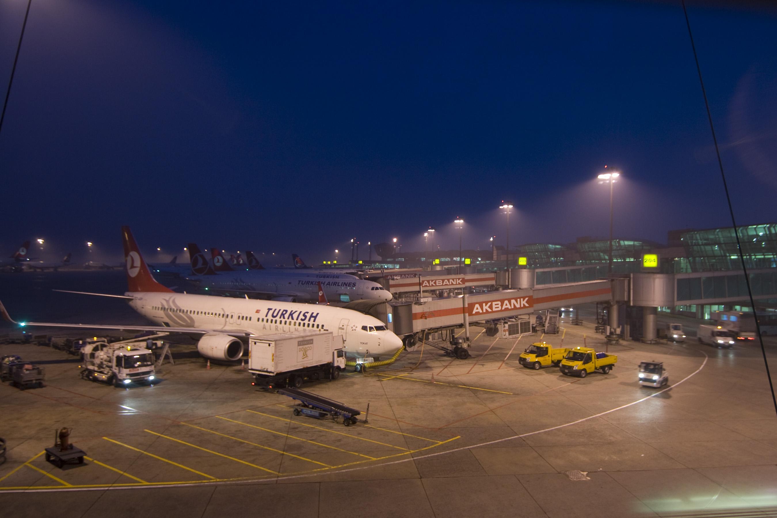 Aeroporto di Istanbul-Atatürk
