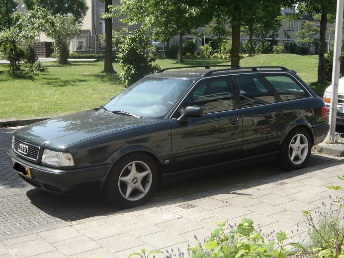 File Audi 80 Avant Front Jpg Wikimedia Commons