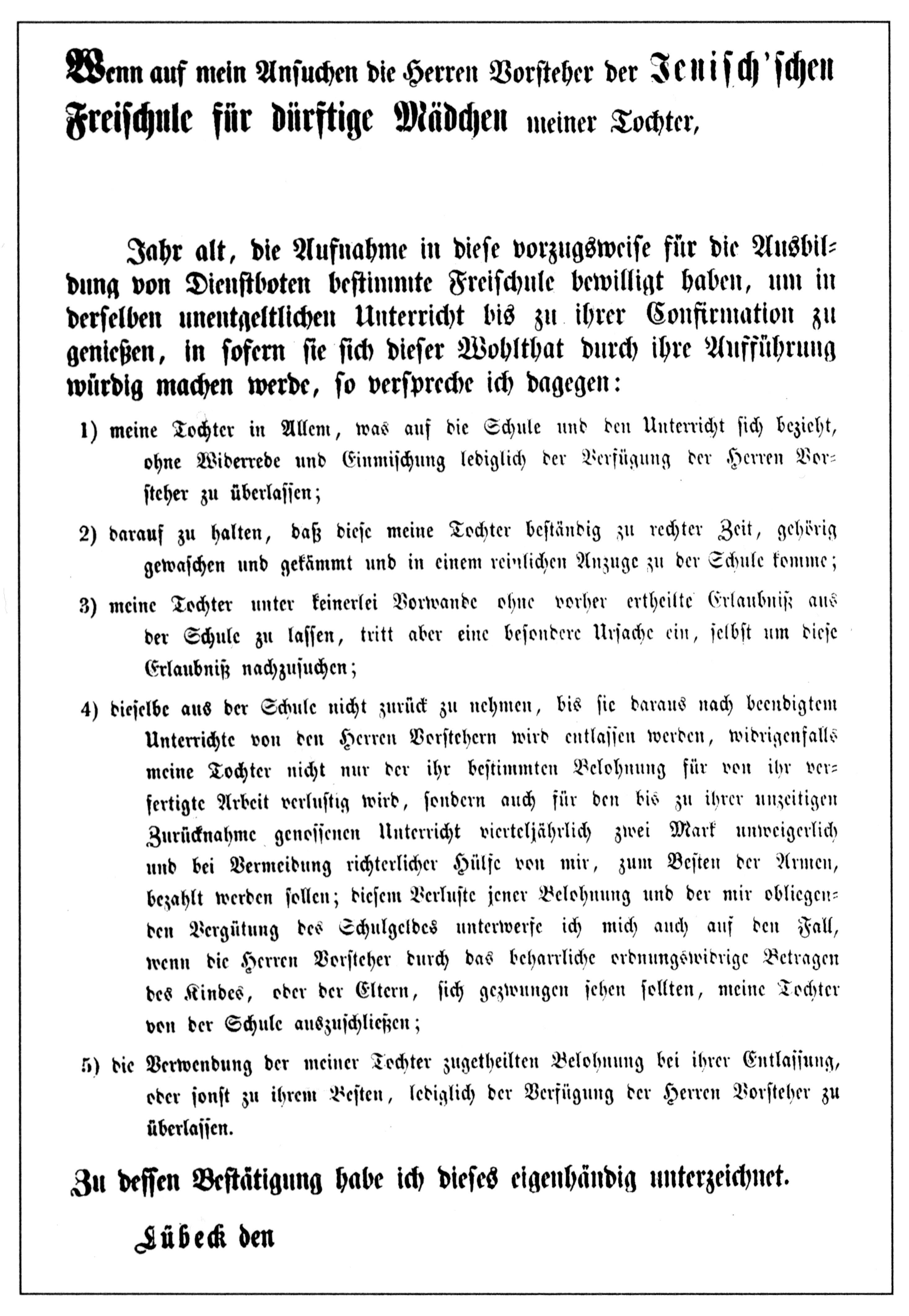 File:Aufnahmeformular Jenisch\'sche Freischule.jpg - Wikimedia Commons
