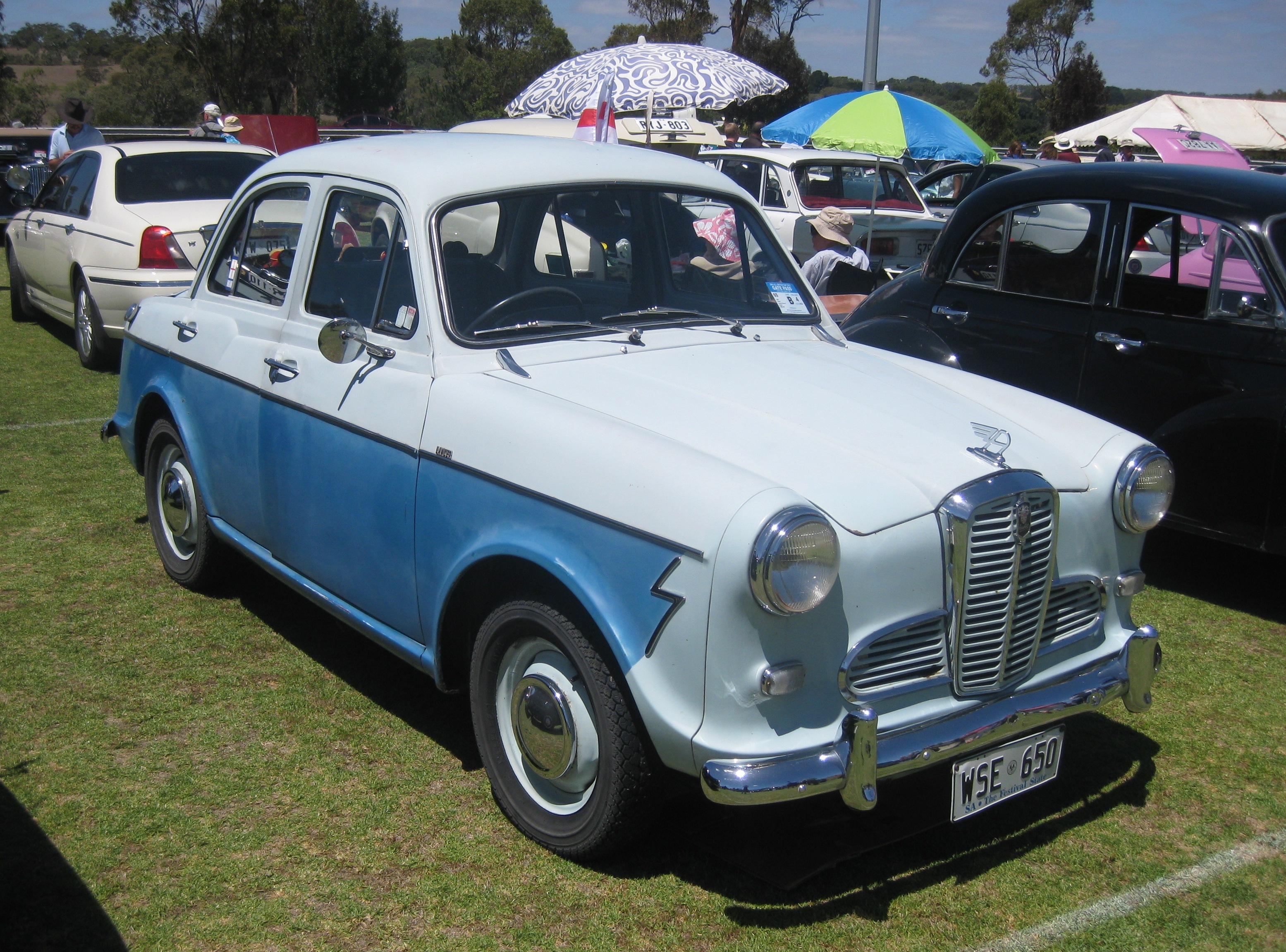 Classic Cars Austin A
