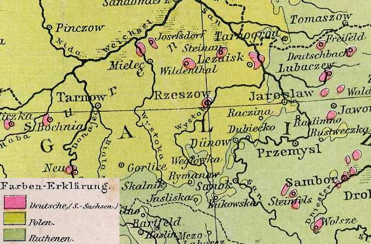 Niemcy galicyjscy – Wikipedia, wolna encyklopedia