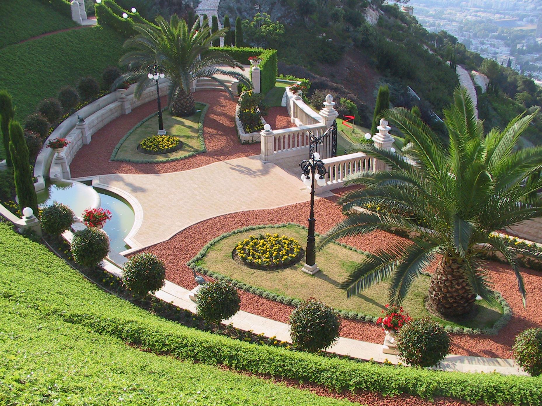 Building Terraced Garden Beds
