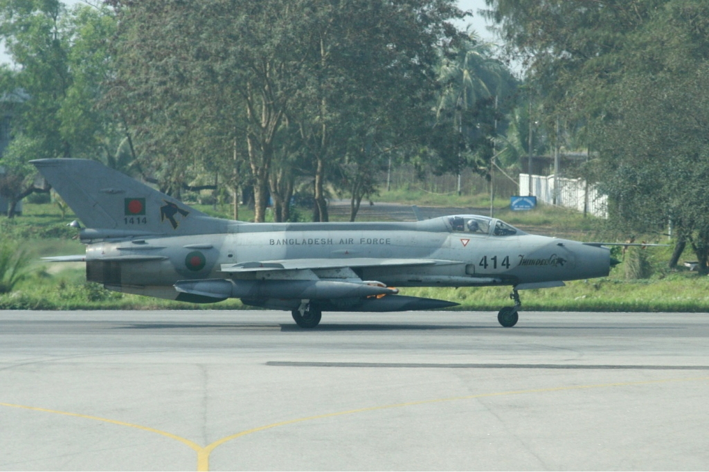 List of aircraft of the Bangladesh Air Force | Military Wiki
