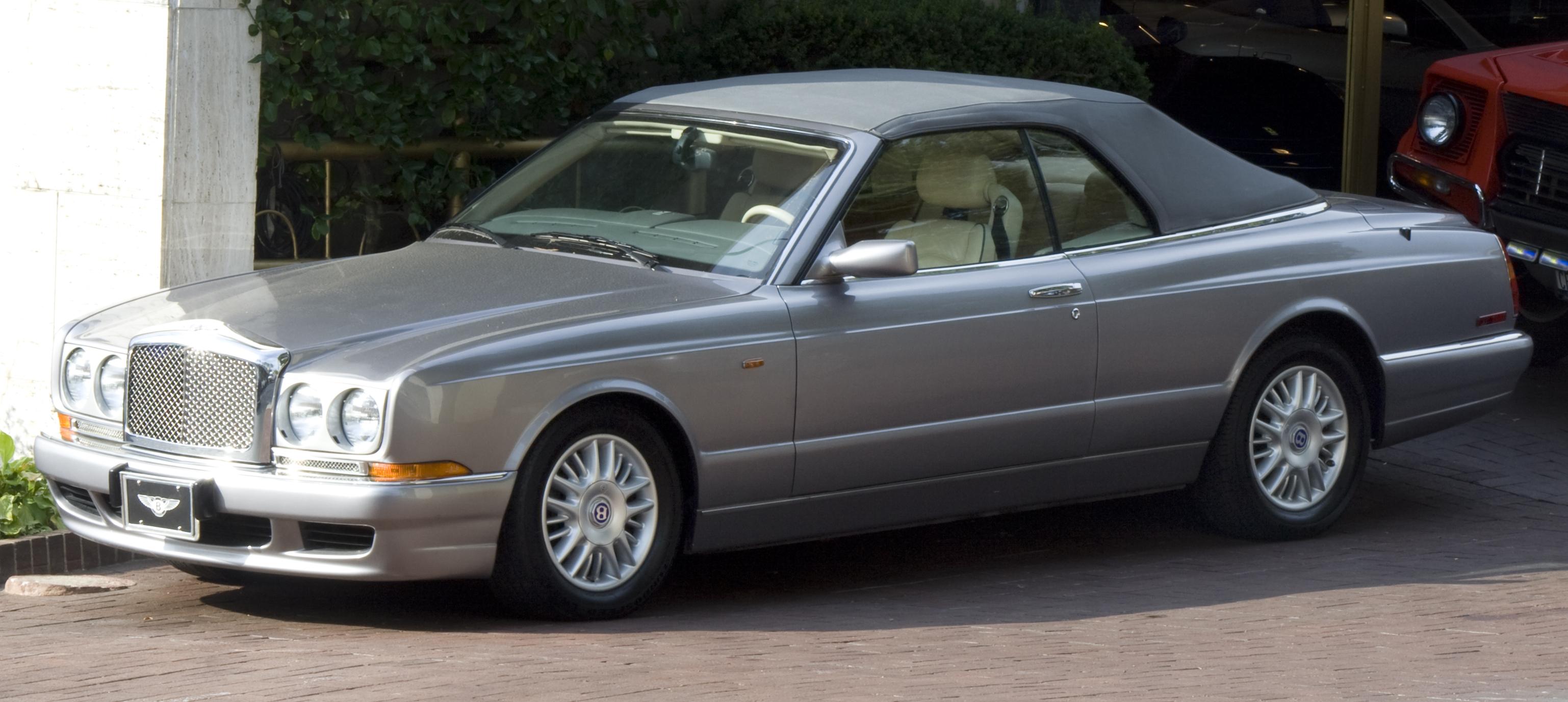 Bentley Azure Wikipedia | Autos Post