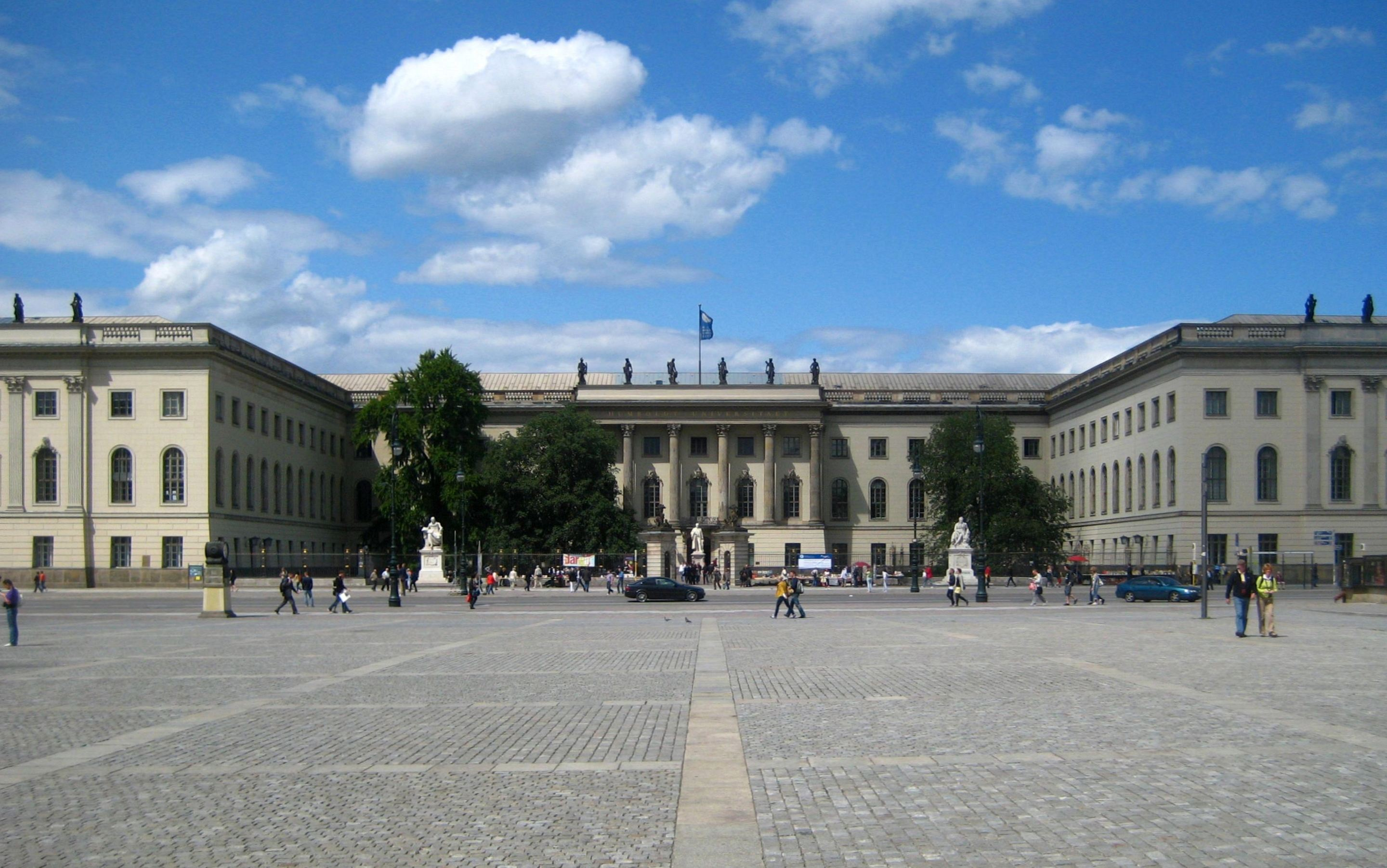 image of Humboldt University of Berlin