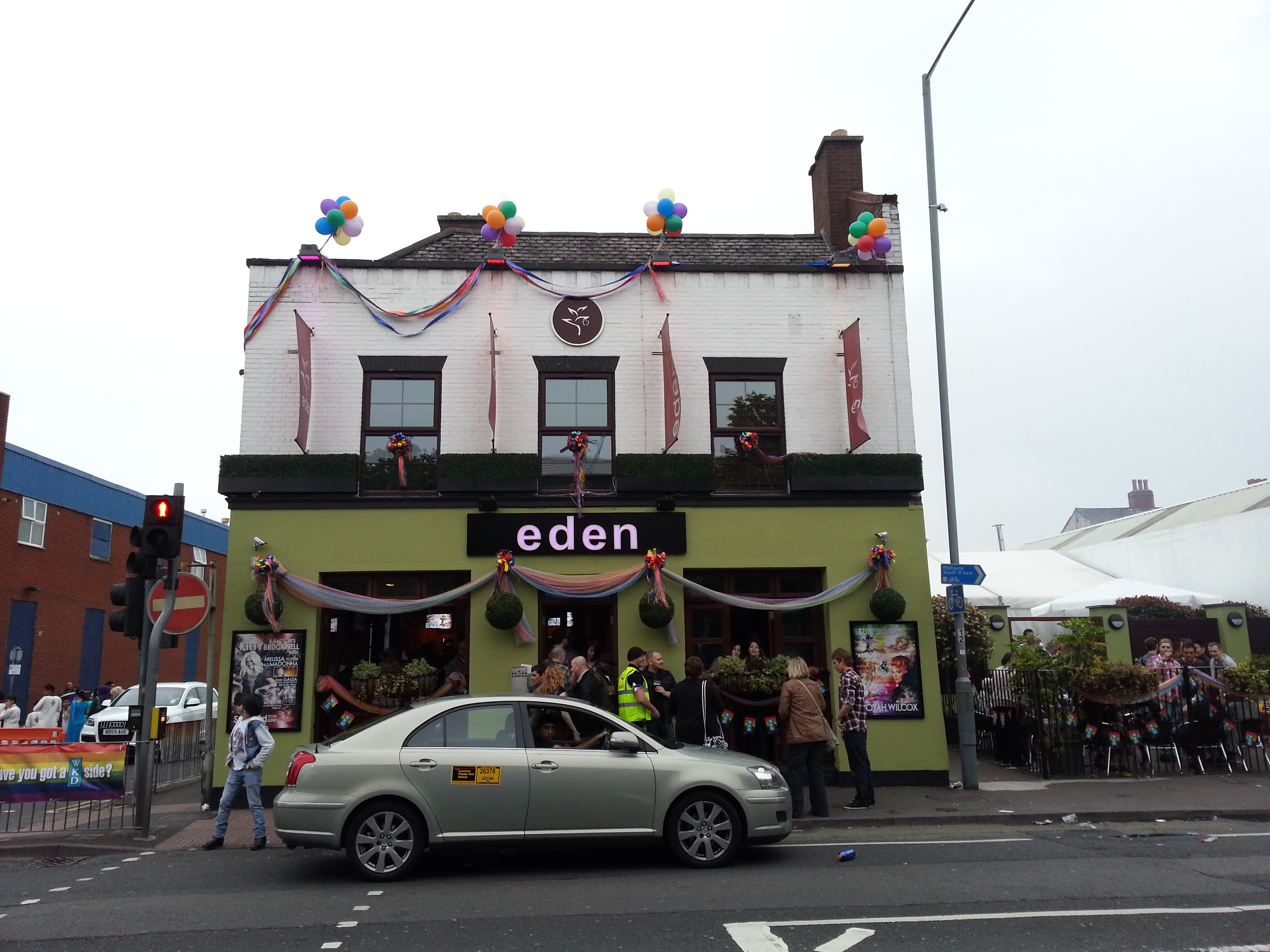 la gay pride 2009