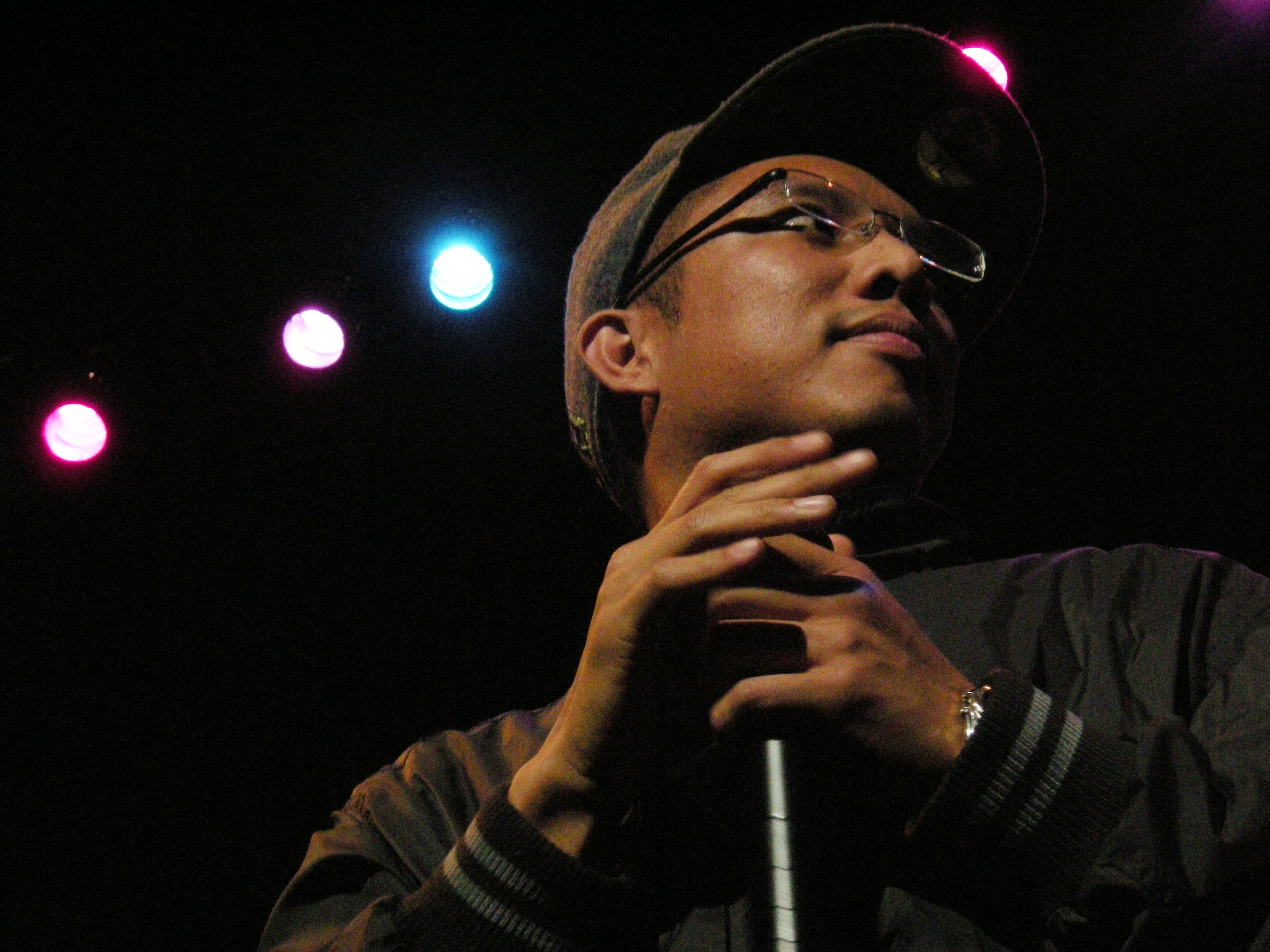 Picture of a band or musician: Prometheus Brown