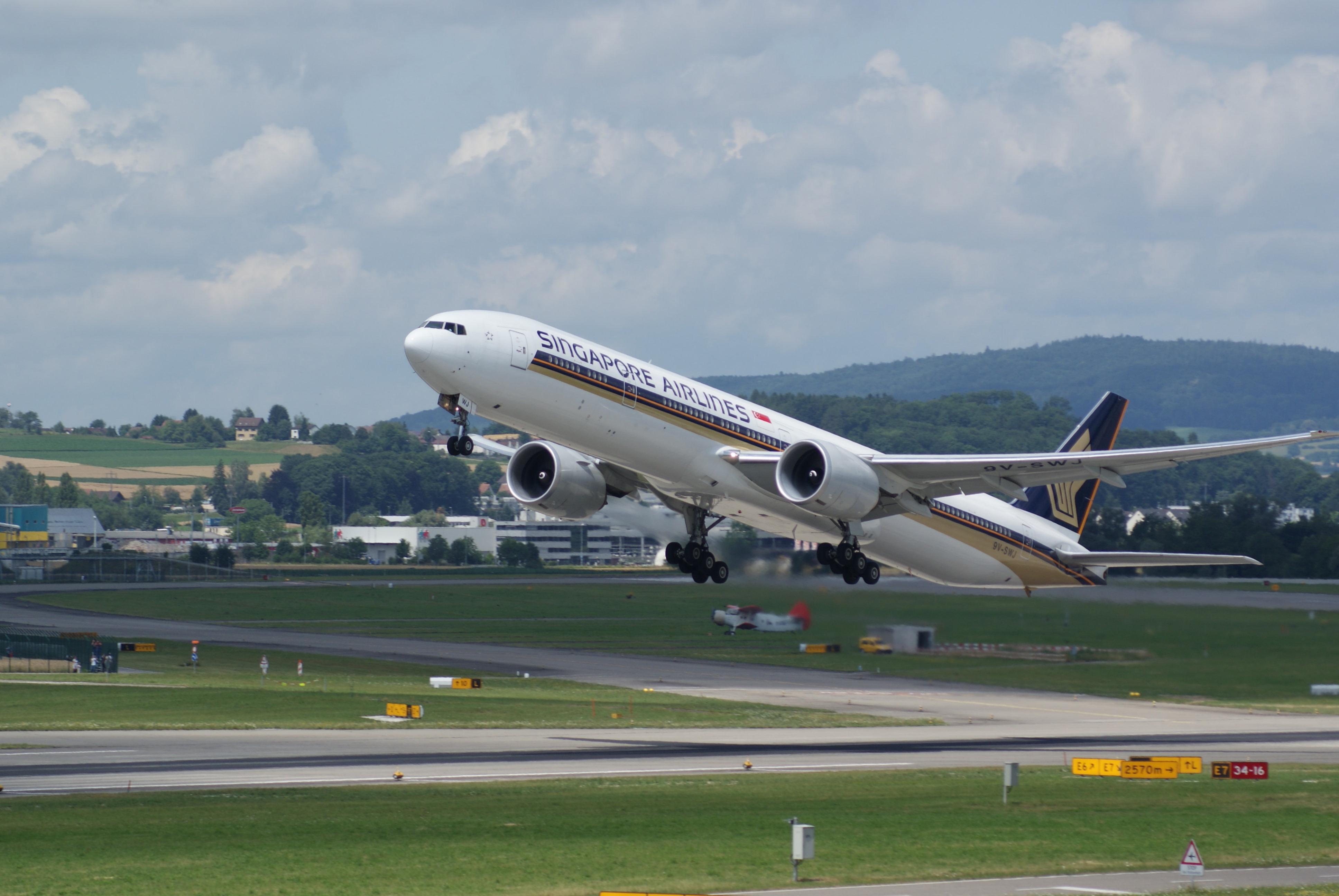【トップレート】 Boeing 777 300er シンガポール航空 - トップ新しい画像