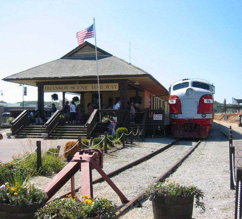 Branson Scenic Railway - Wikipedia