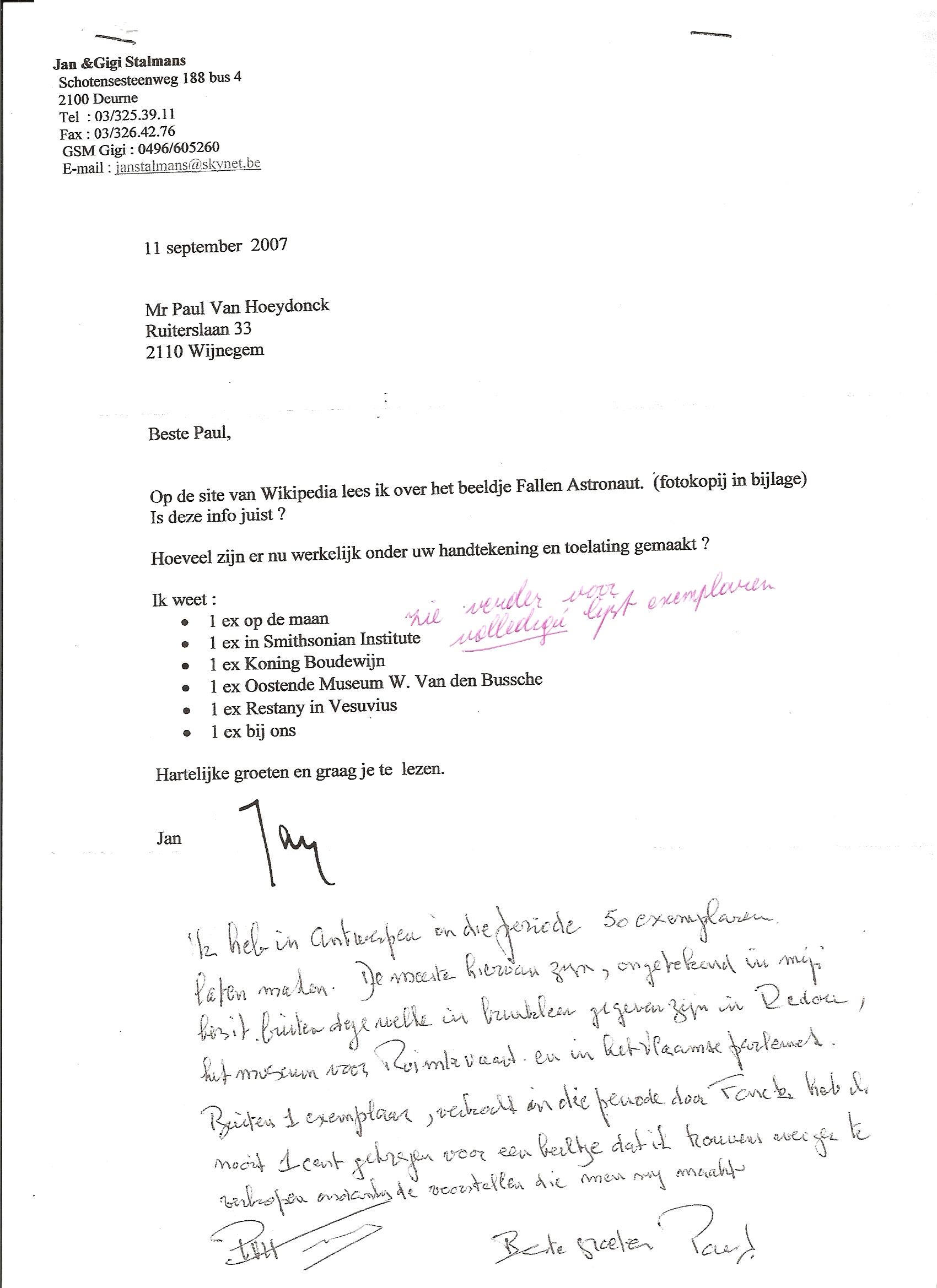 File:Brief Jan Stalmans - Paul Van Hoeydonck 11-09-2007.jpg ...