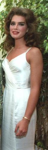 Brooke Shields, 2008