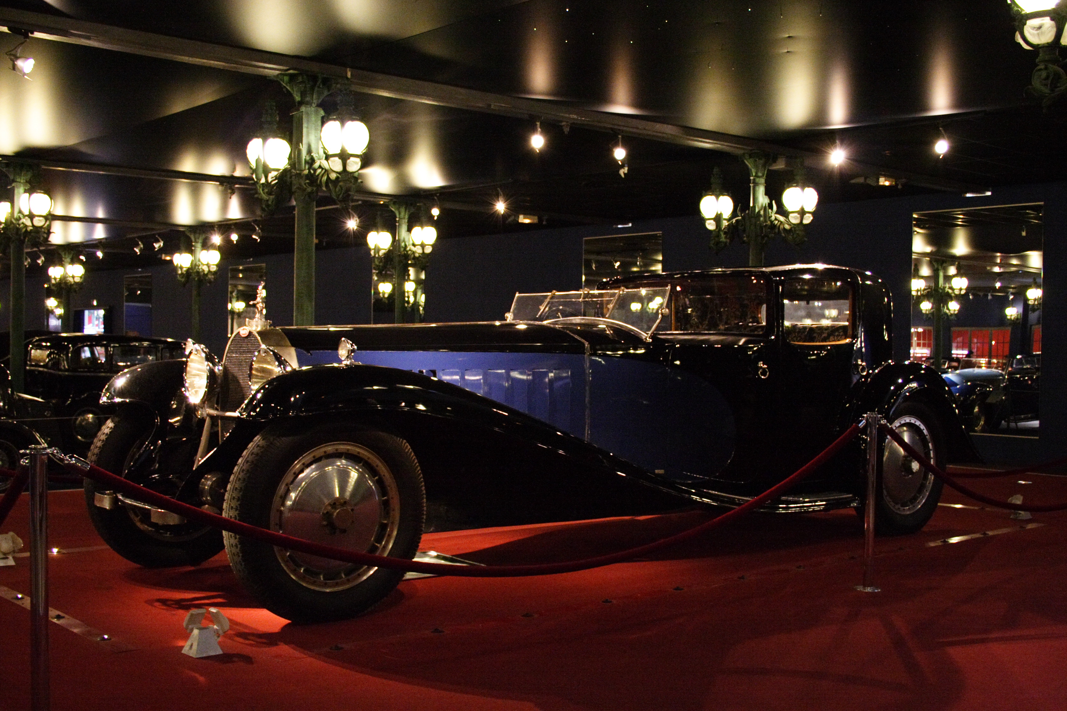 Bugatti Royale First Photos