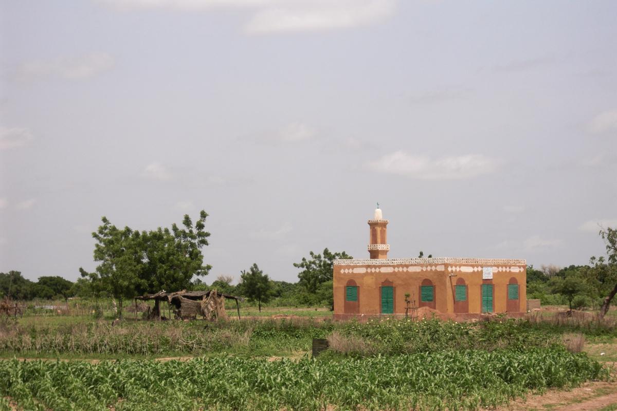 Região Plateau-Central