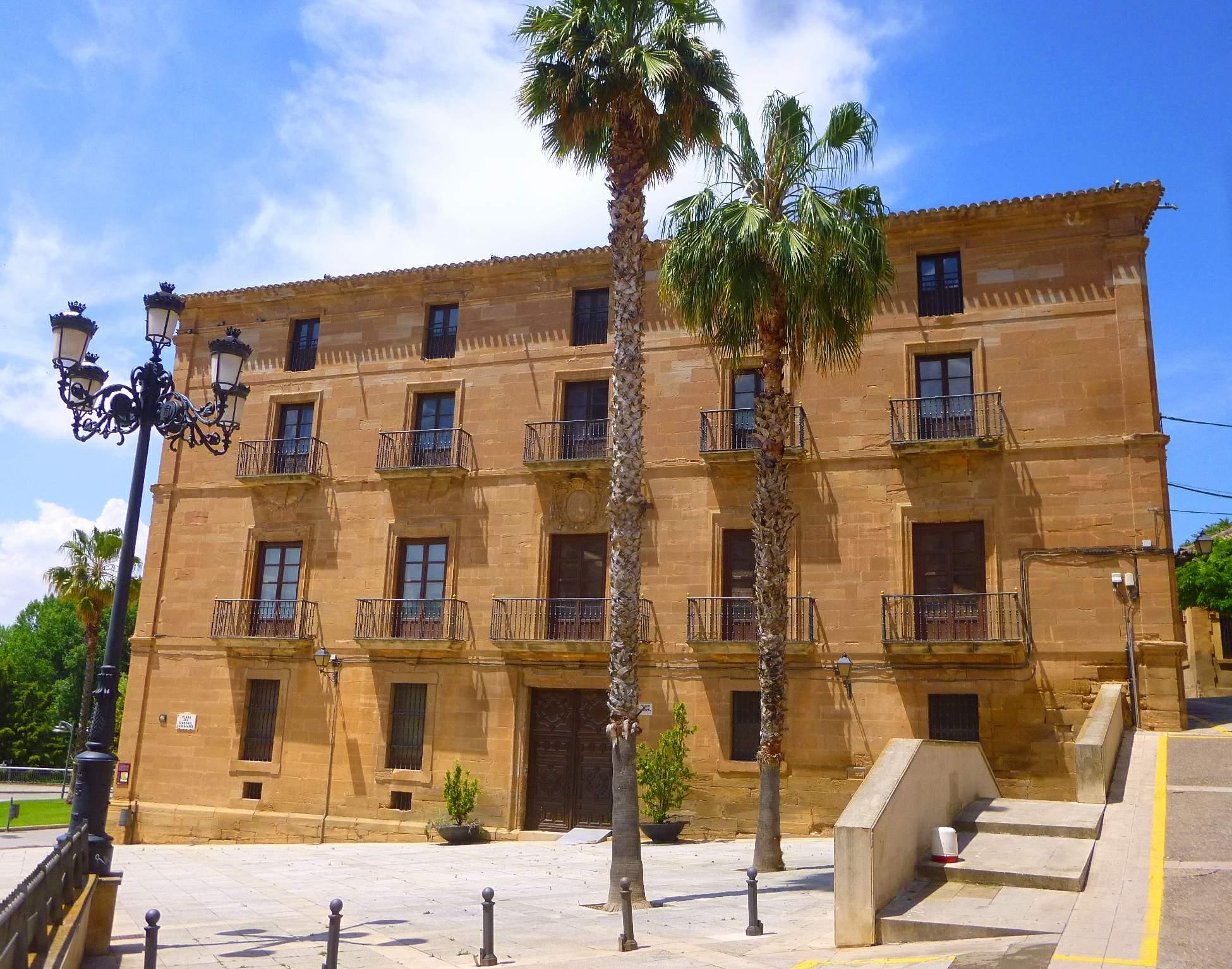Resultado de imagen de PALACIO EPISCOPAL DE CALAHORRA