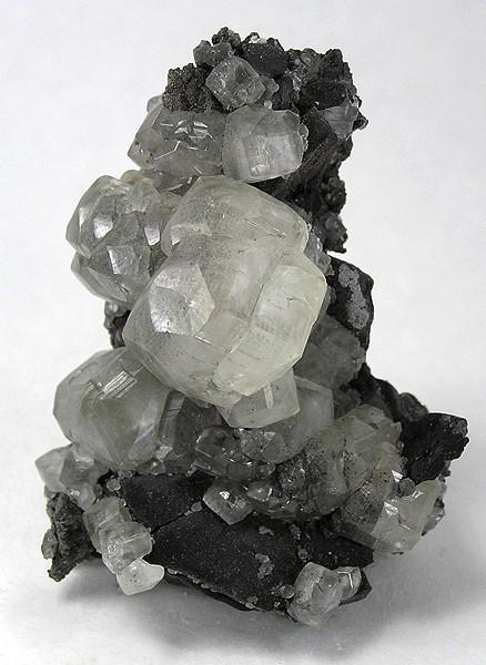 Kryštály kalcitu