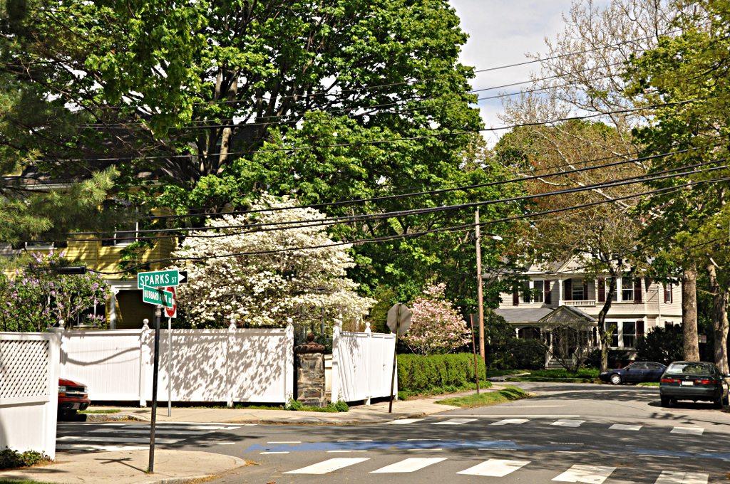 Hubbard Park Historic District