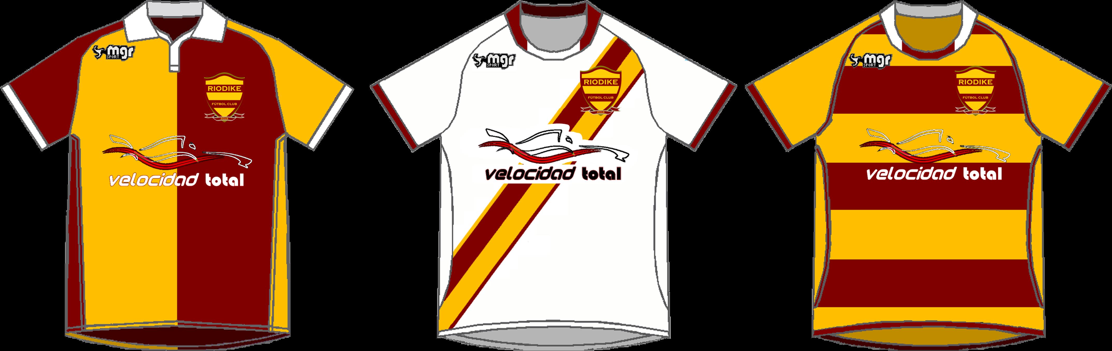 Archivo:Camisetas Riodike Fútbol Club 2013-2014.png - Wikipedia, la enciclopedia libre
