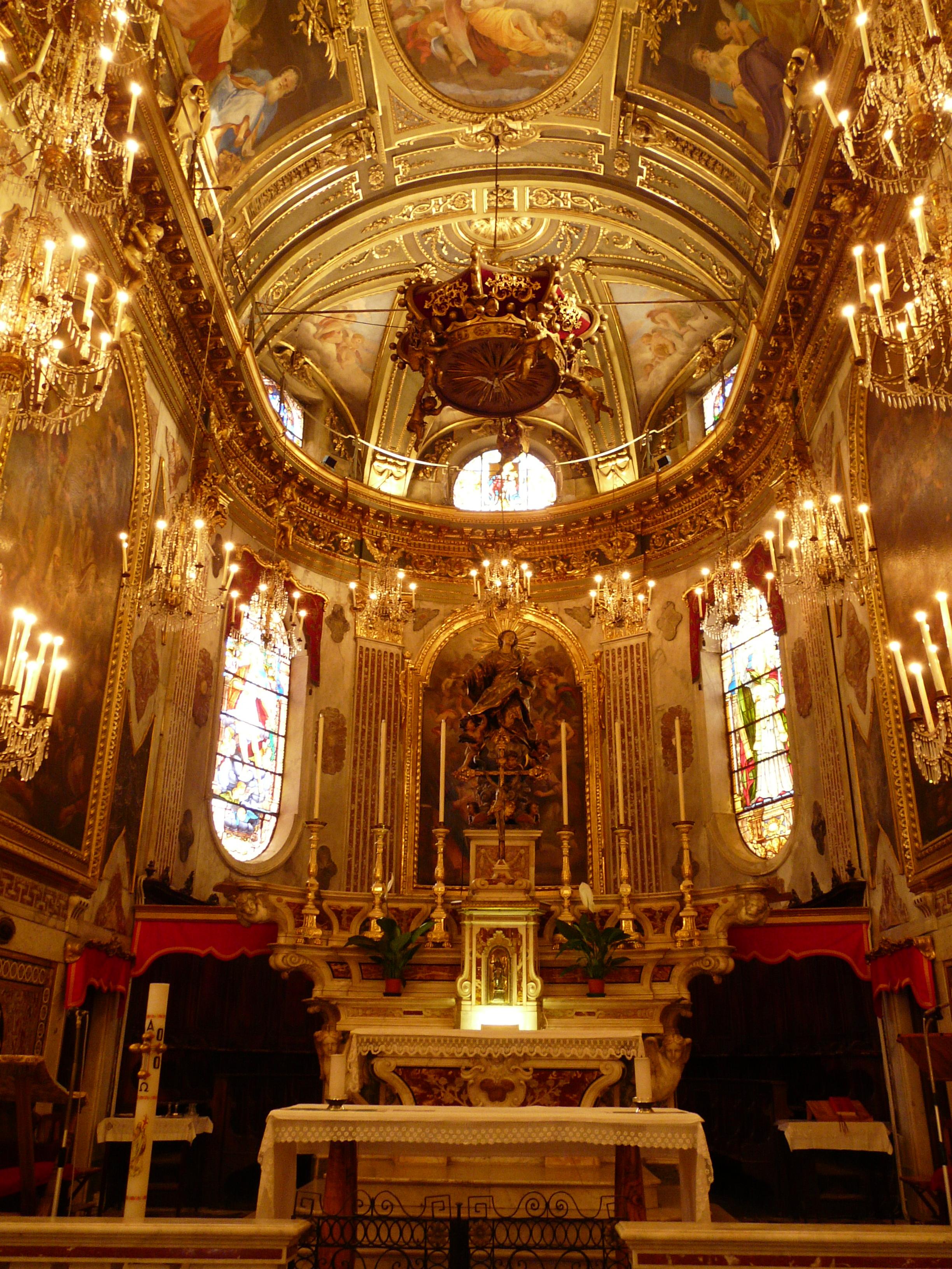 Basilica di Santa Maria Assunta (Camogli) - Wikiwand