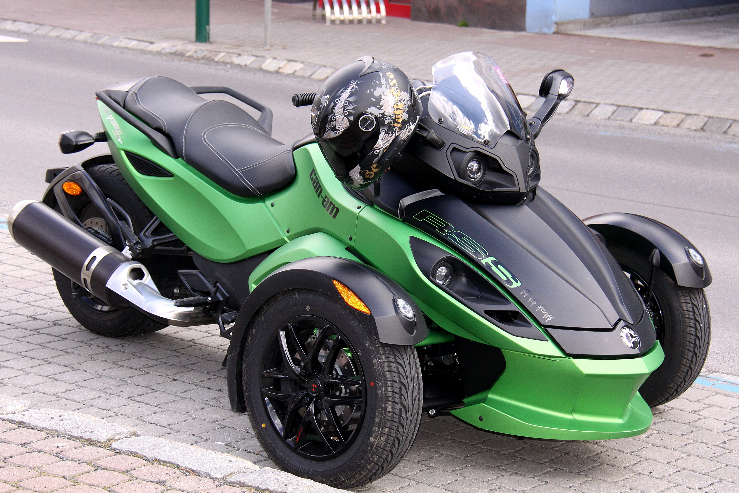 Brp Can Am Spyder Roadster Wikiwand