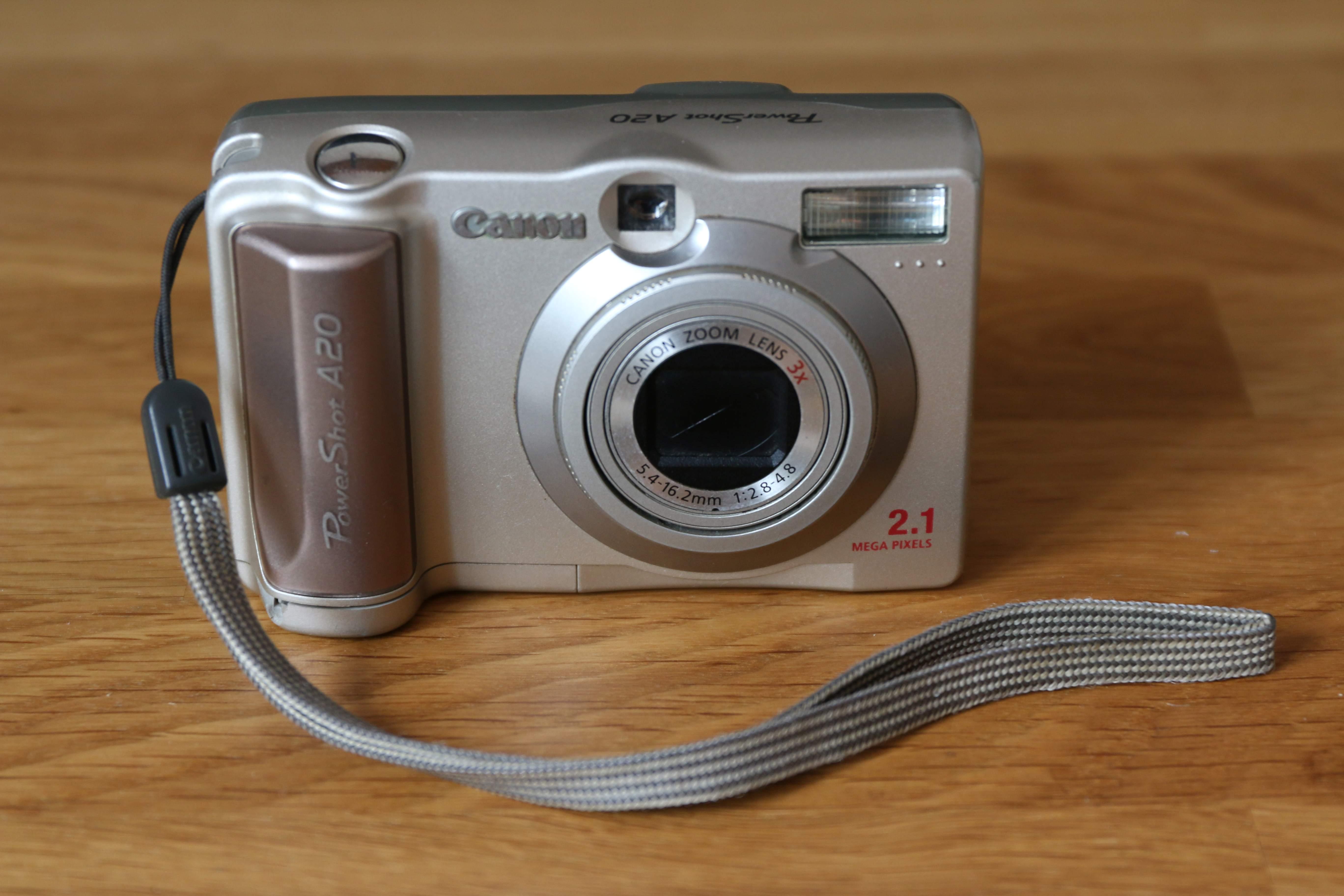 Canon PowerShot A - Wikiwand