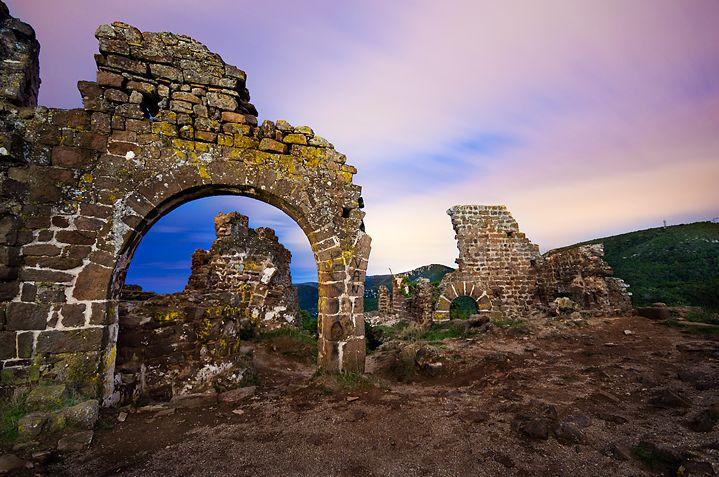 Castillo de Eramprunyá