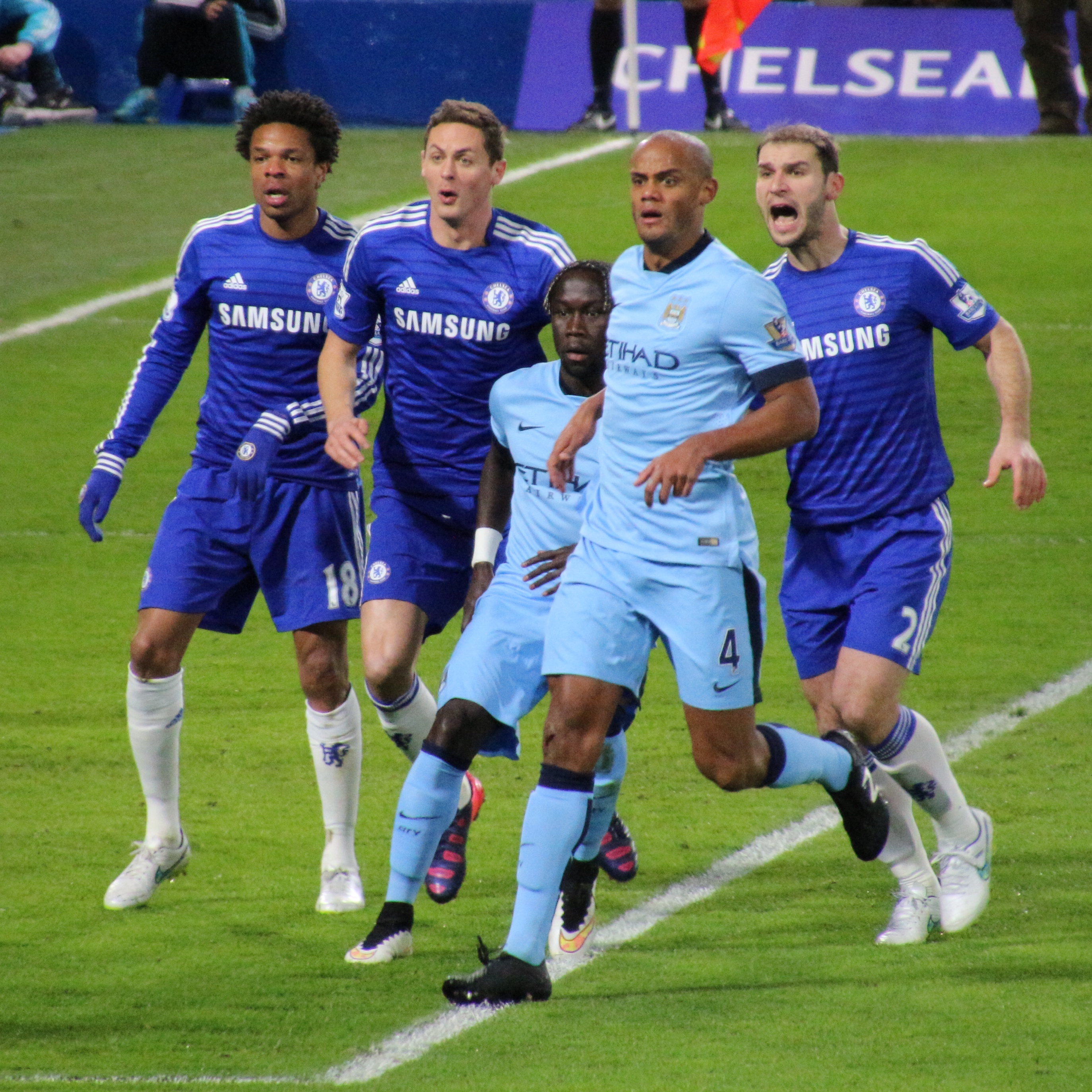 Image result for Chelsea vs Manchester City