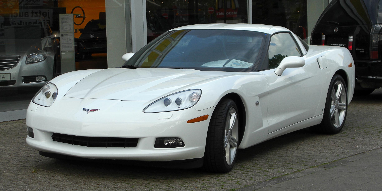 File Chevrolet Corvette Coup 233 Luxury C6 Frontansicht