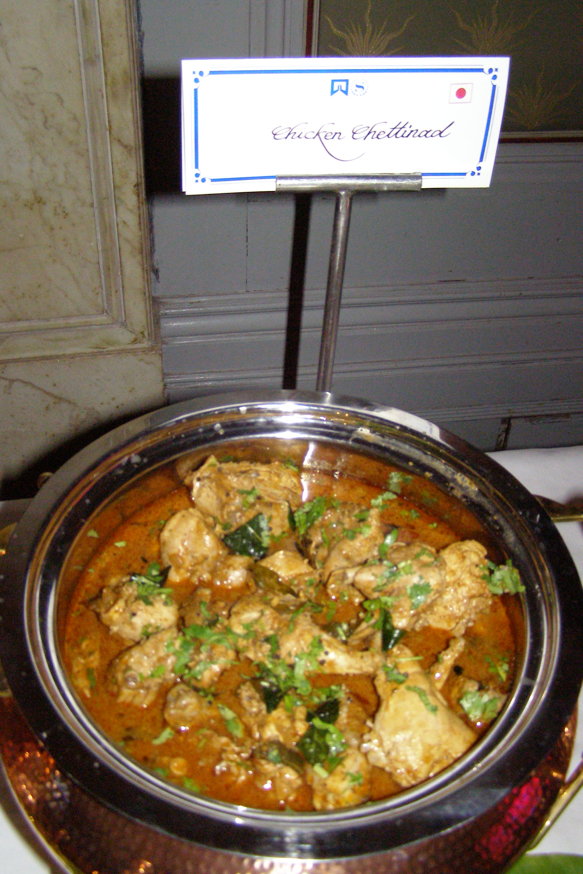 Chettinad cuisine - Wikipedia