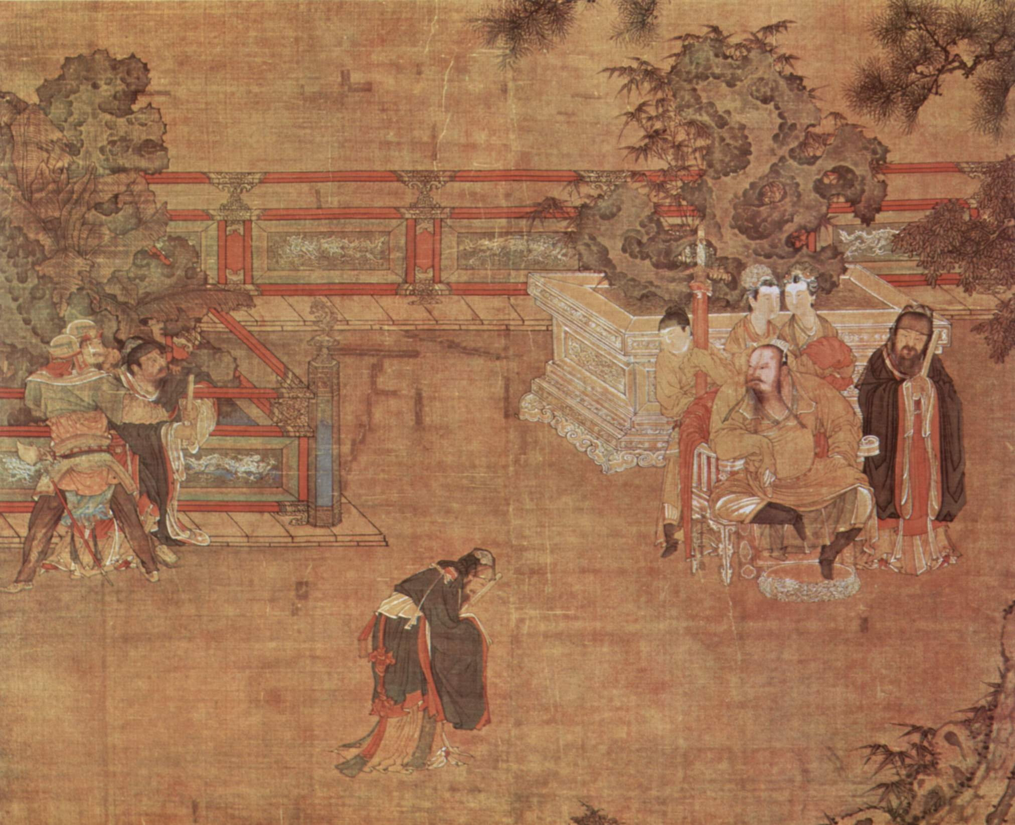 a history of the song dynasty in china The song dynasty (chinese: 宋朝 pinyin: sòng cháo 960–1279) of china was a  ruling dynasty that controlled china proper and southern china from the middle.