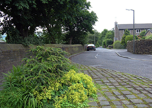 Church Lane, Edenfield - geograph.org.uk - 900530